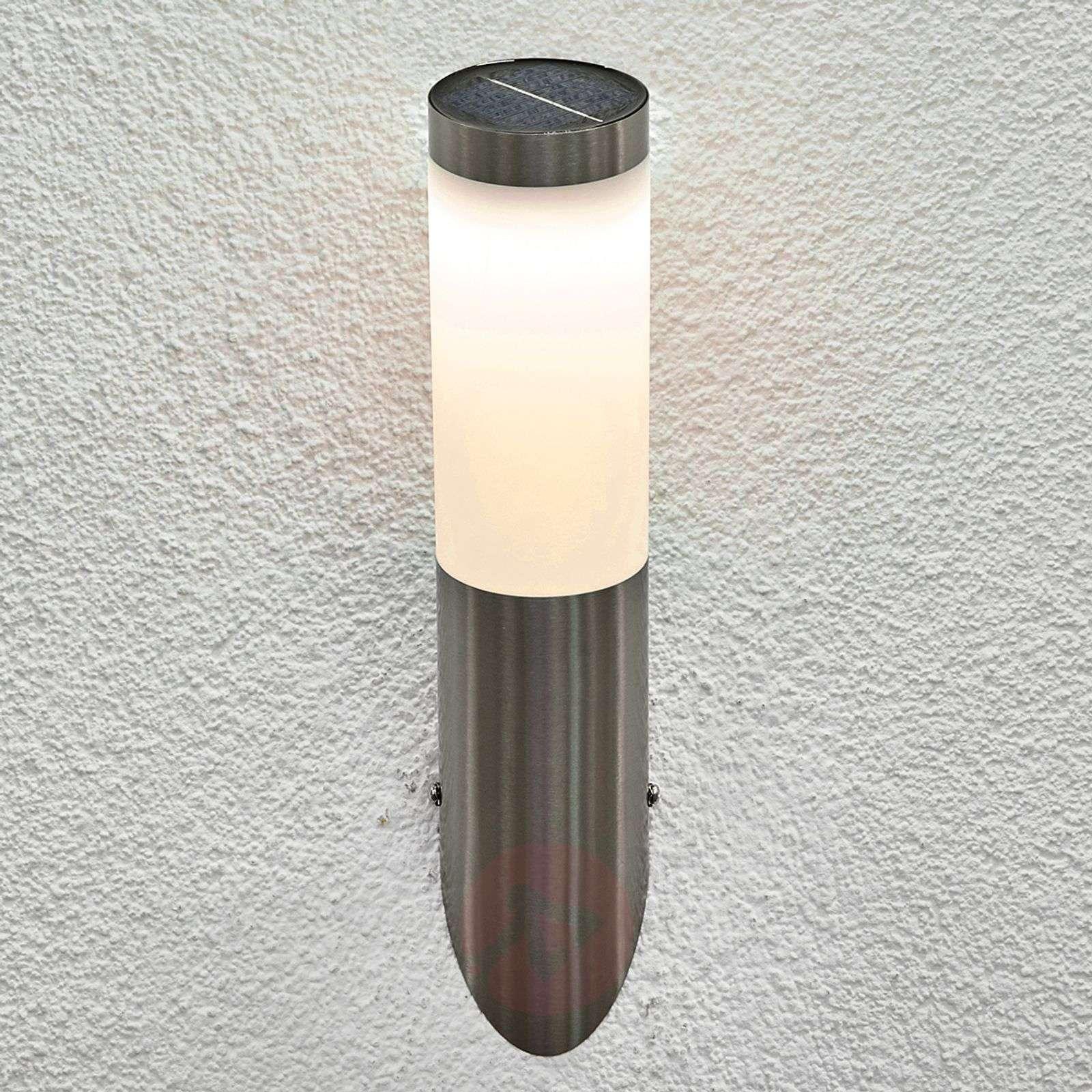 Aurinkotoiminen Jolla LED-ulkoseinävalaisin-9972003-01