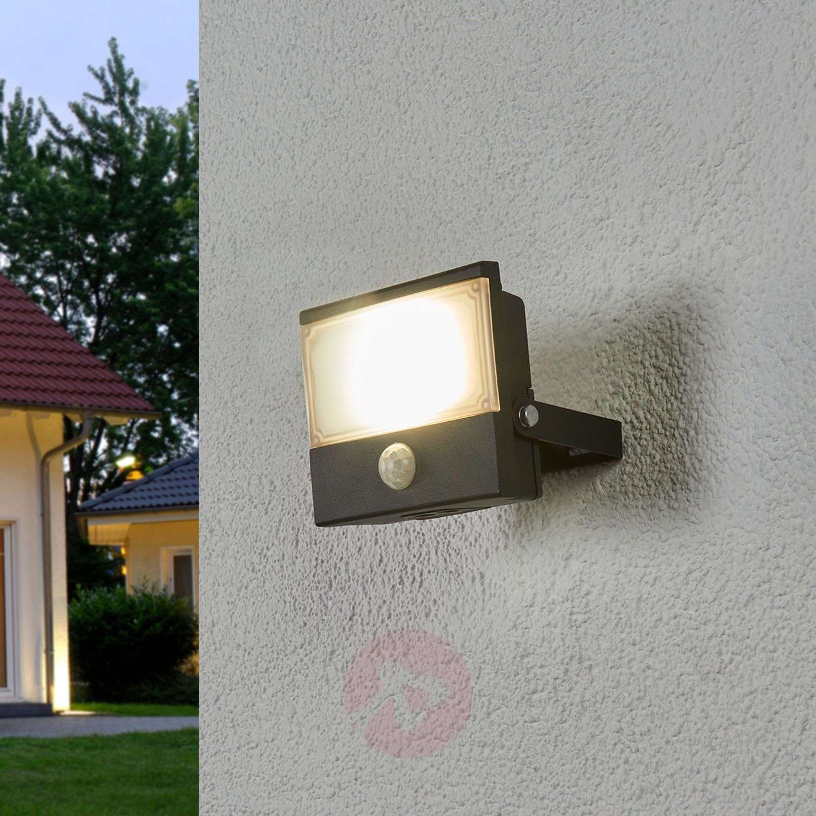 Auron LED-ulkovalaisin tunnistimella-4018059-03