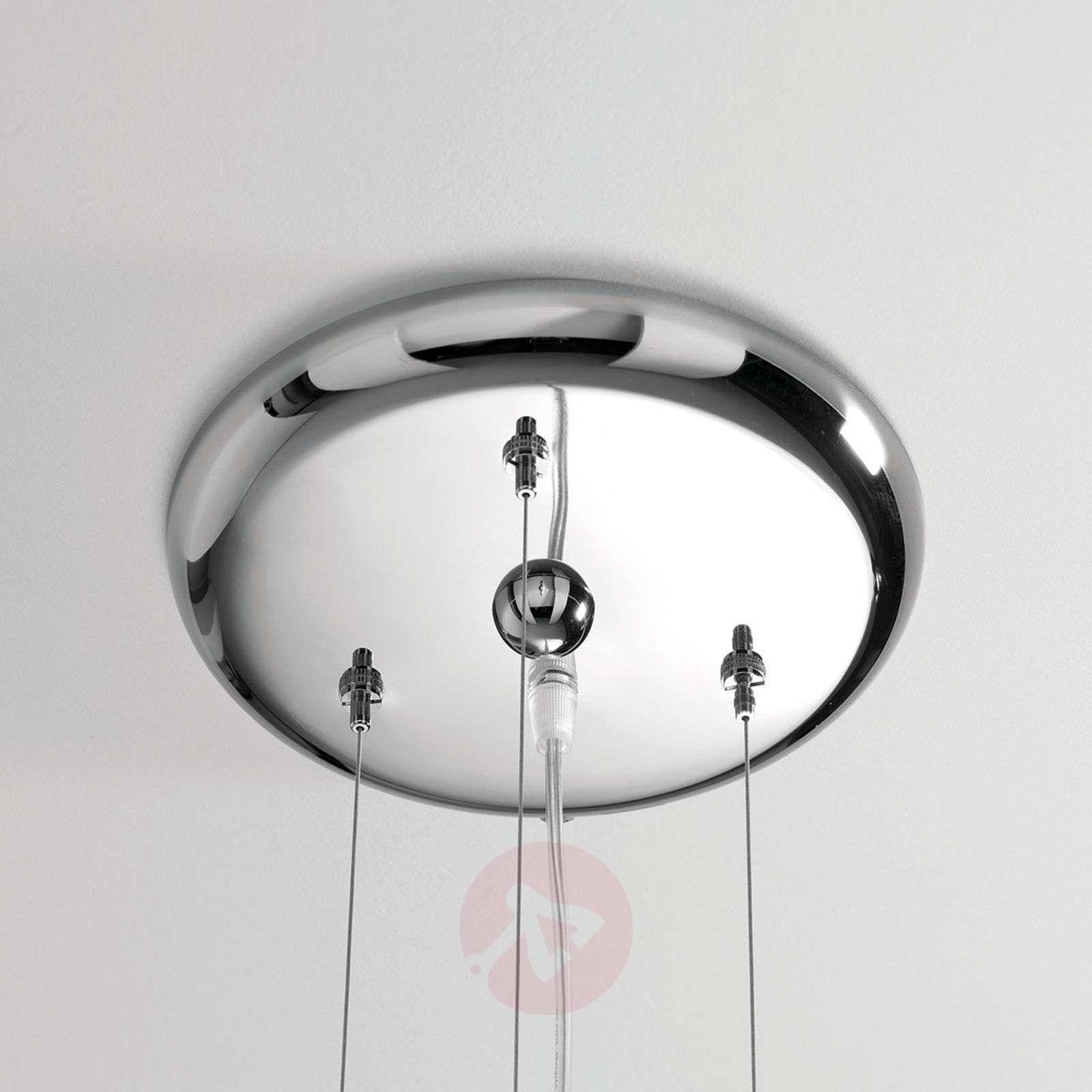 Axolight Muse-riippuvalaisinin valkoinen, 80cm-1088016-01