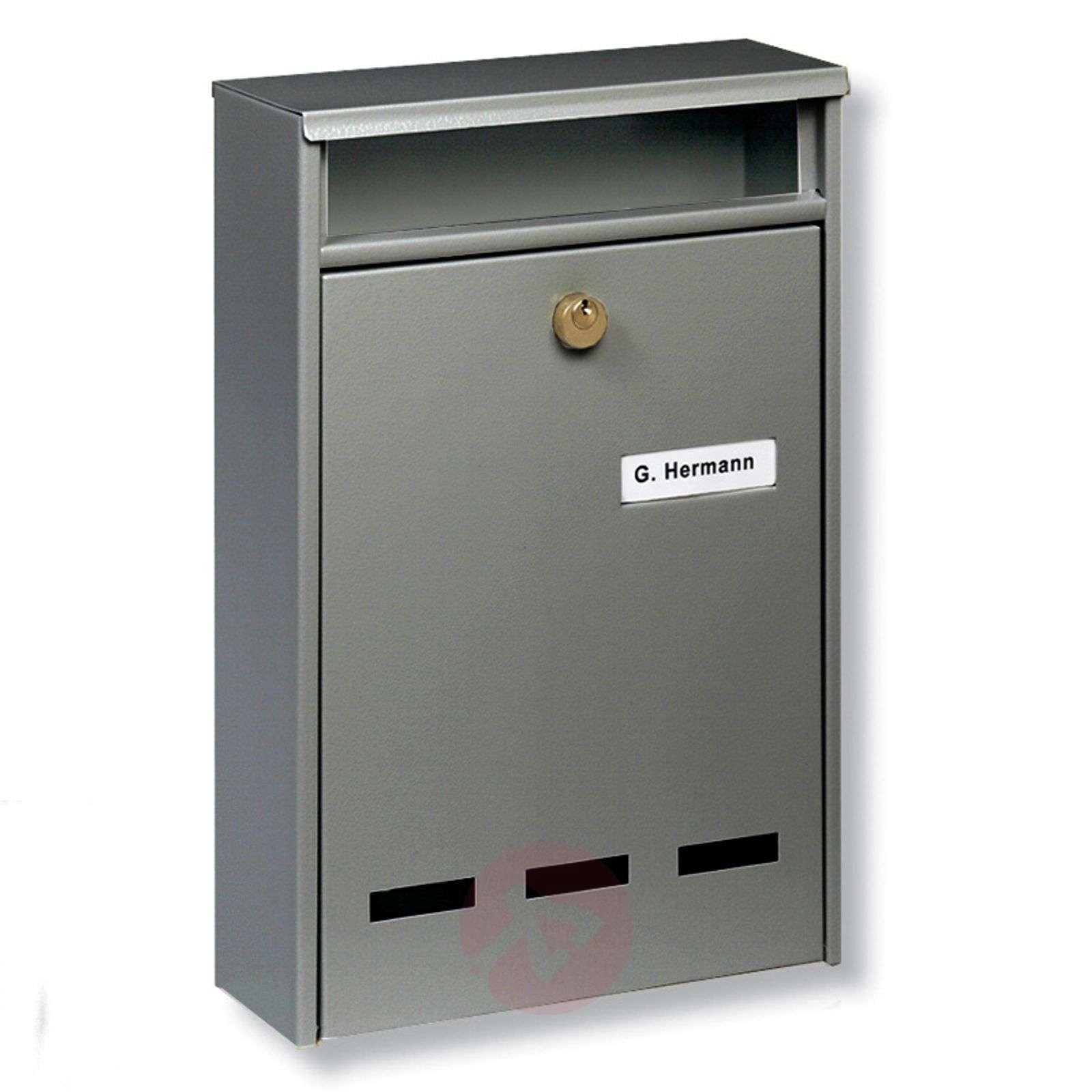 B5-standardin ryhmäpostilaatikko Wismar-1532109X-01