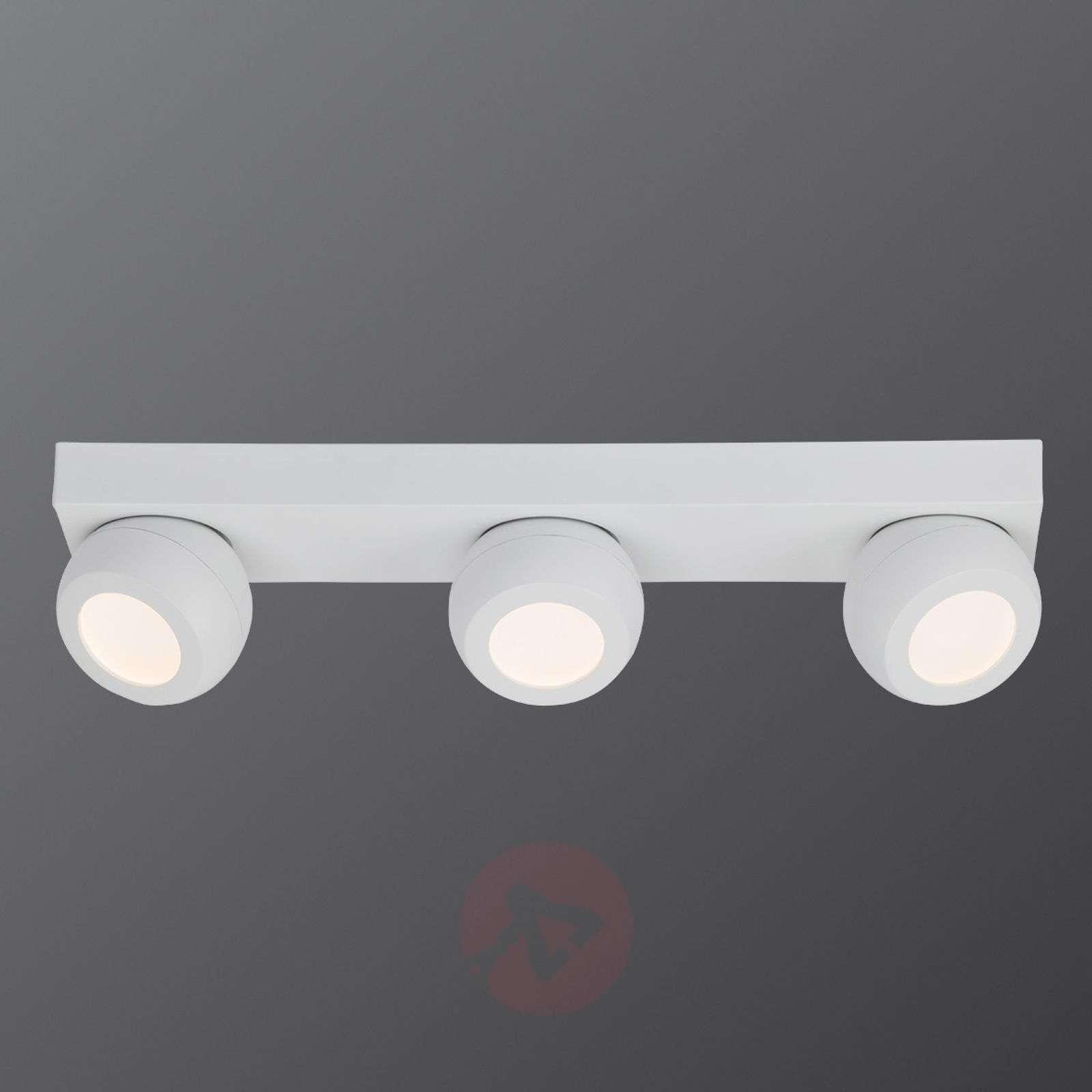 Balleo kolmilamppuinen LED-kattospotti AEG:lta-3057043-01