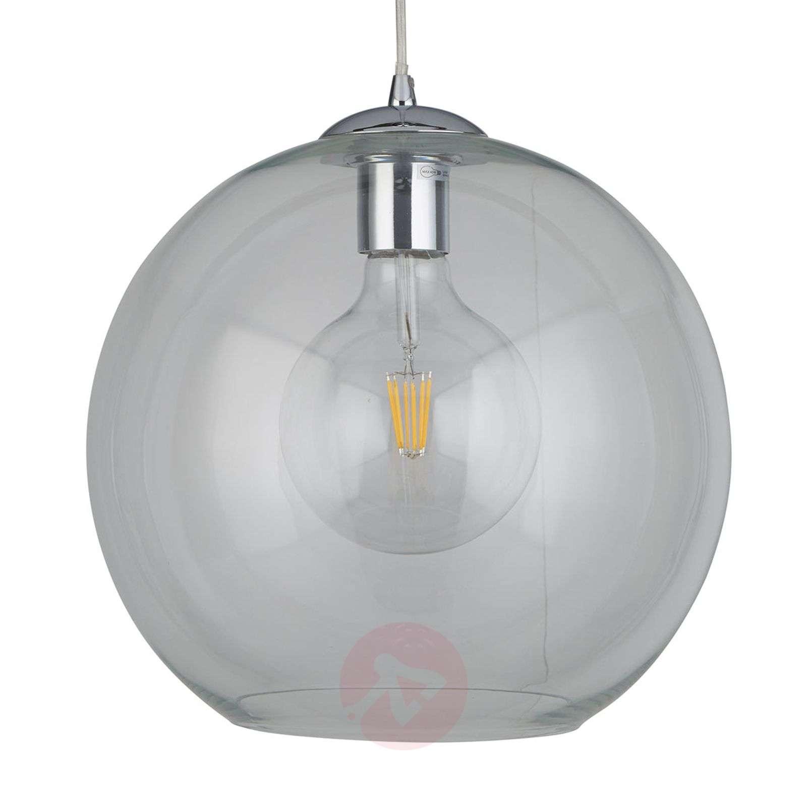 Balls-riippuvalaisin, pallomainen lasivarjostin-8570978X-01