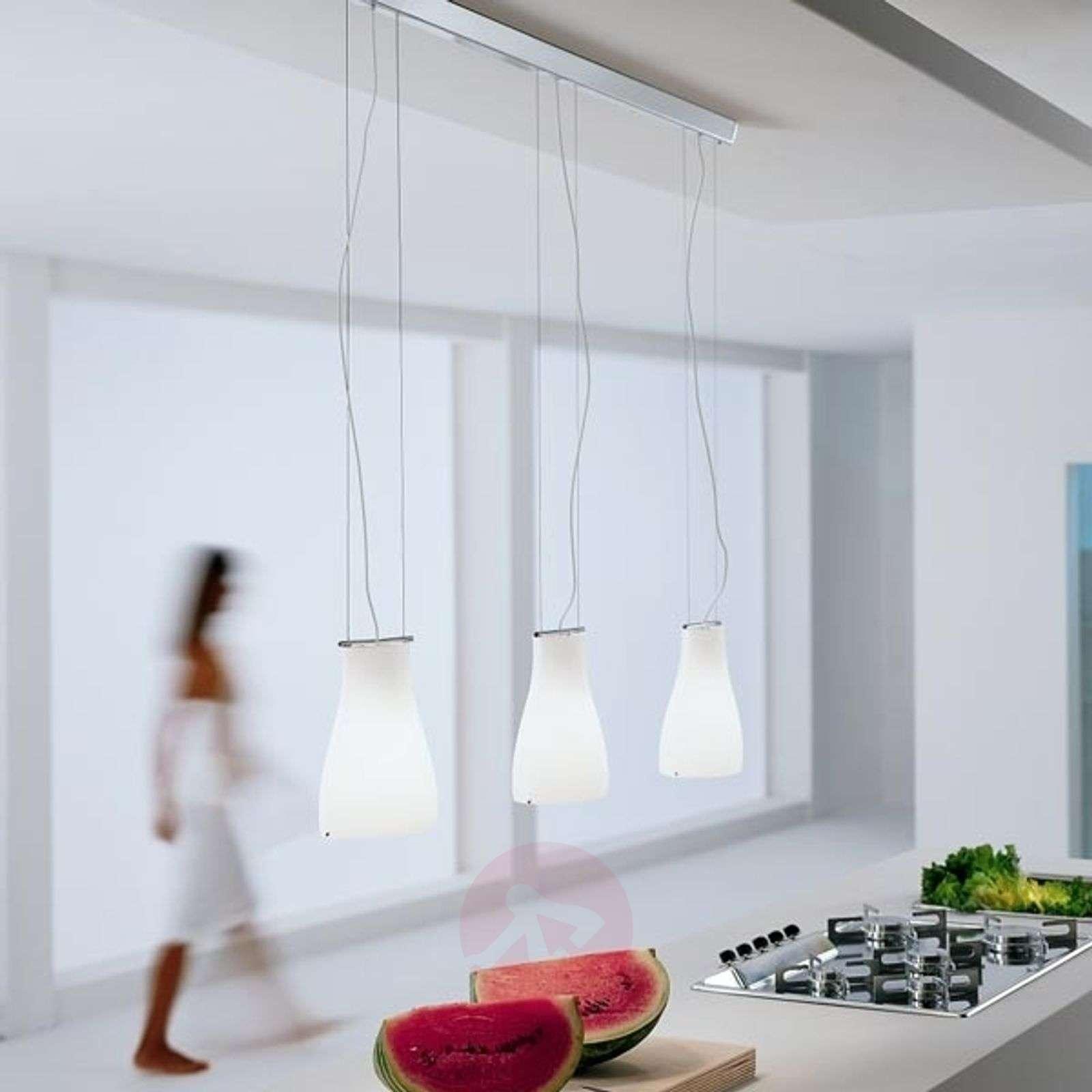 Bell-design-riippuvalaisin, 3-lamppuinen-2502172-01