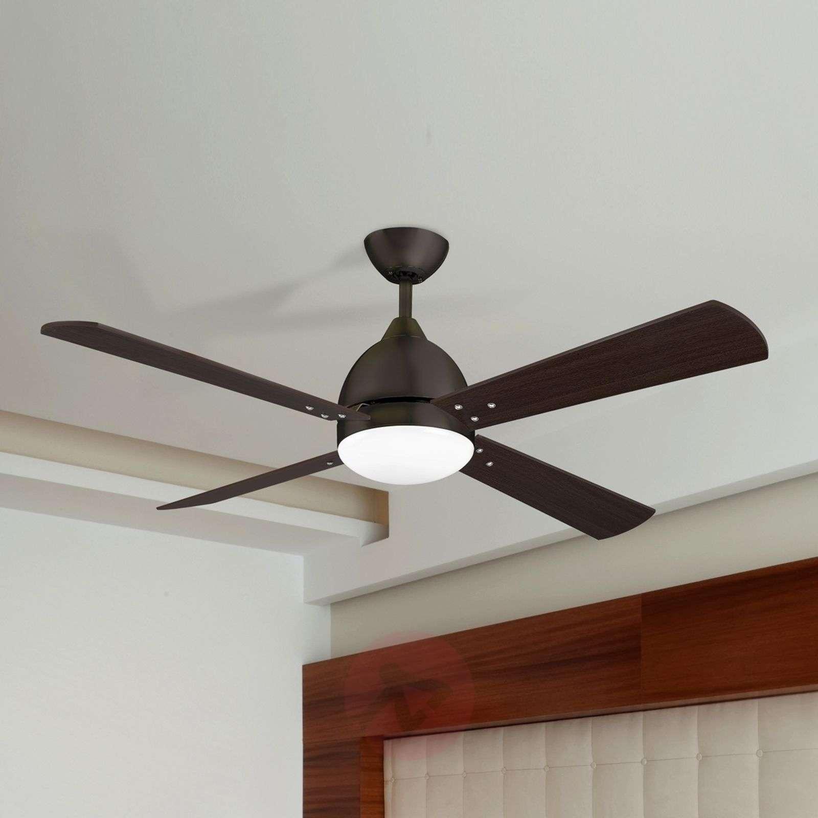 Borneo – moderni kattotuuletin ruskeana-6026307-01