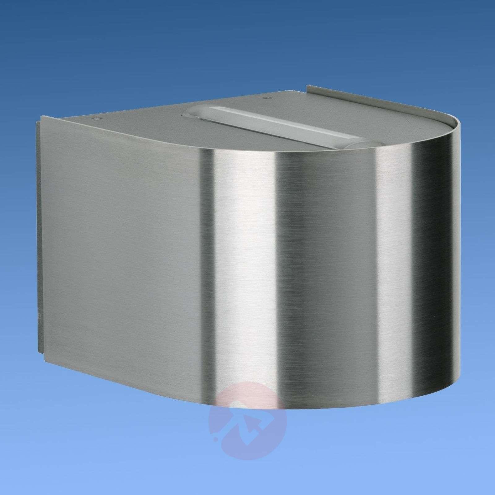 Bulge-LED-ulkoseinävalaisin, valonsäde kapea/kapea-4000155-01