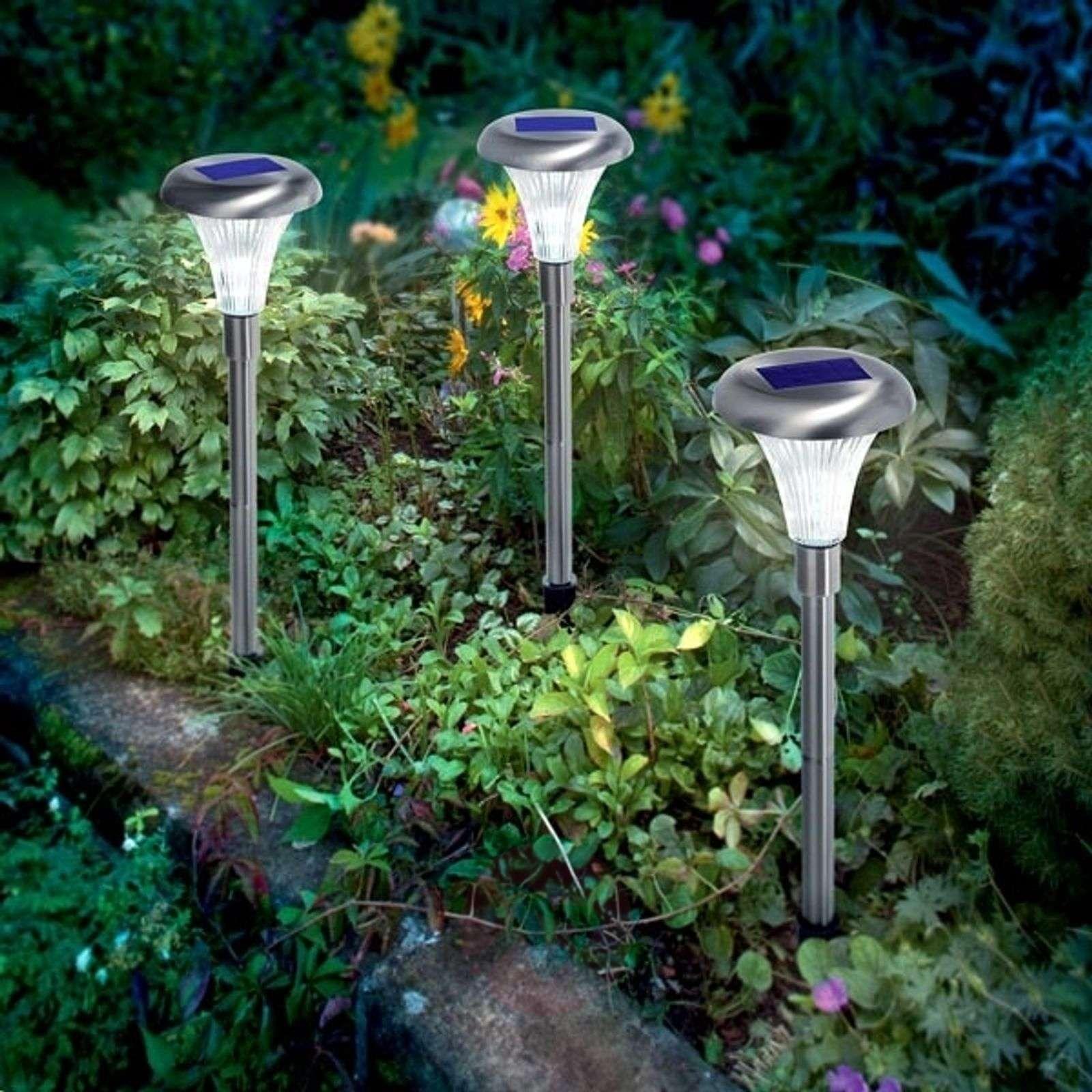 Capri-aurinkokennovalaisin ruostumaton teräs 3-os.-3012092-01