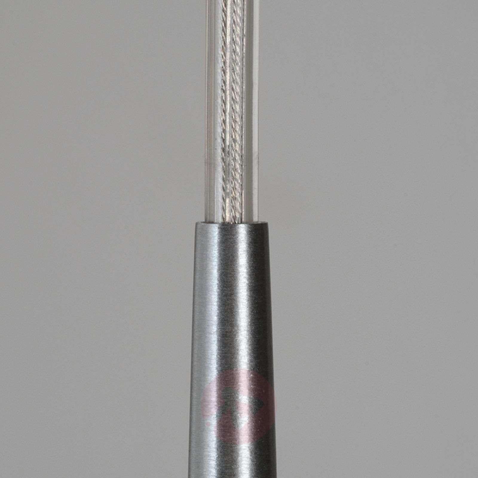 Casablanca Ball-riippuvalaisin, yksilamppuinen-2000232-01
