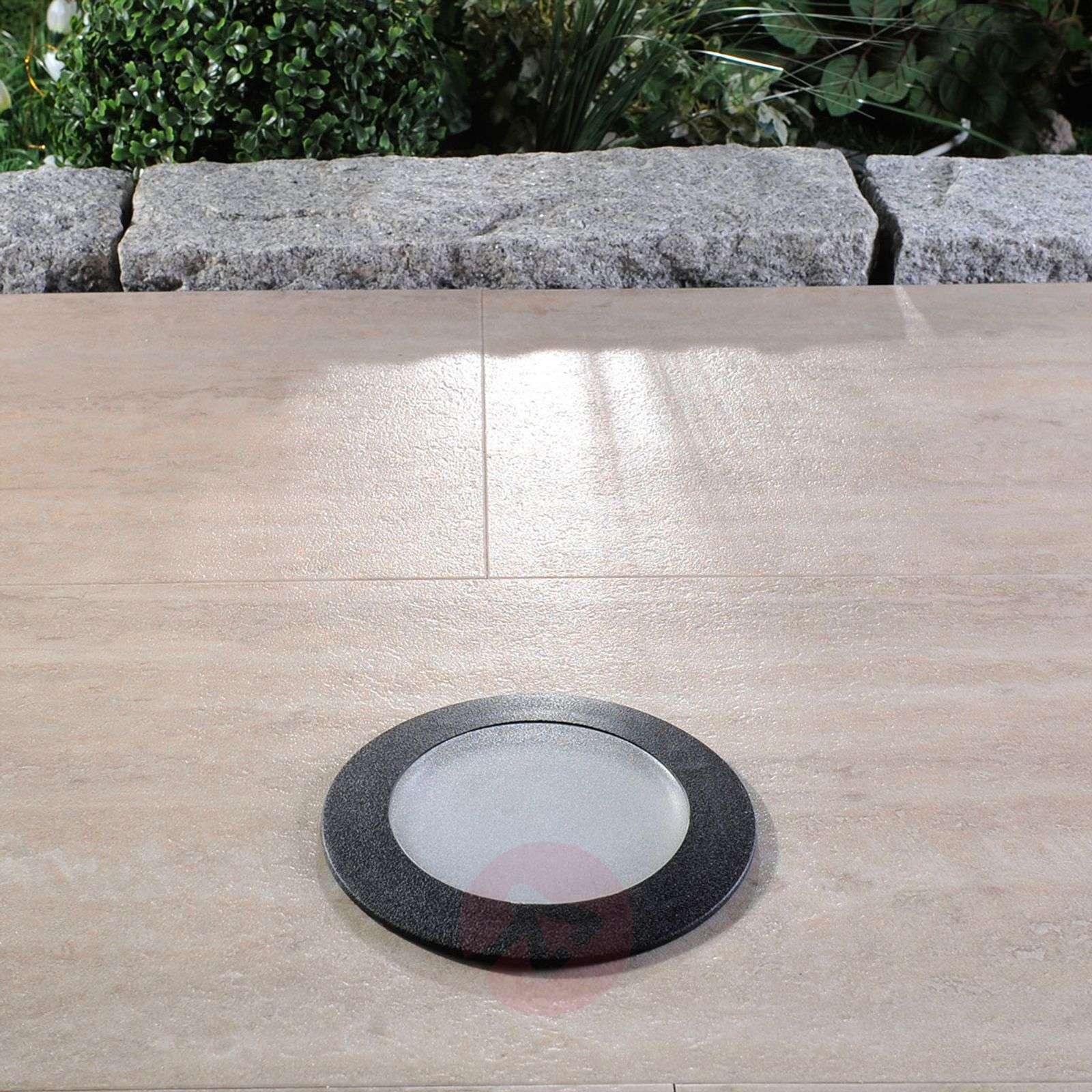 Ceci 160 upotettava LED-maaspotti, pyöreä-3538038-01