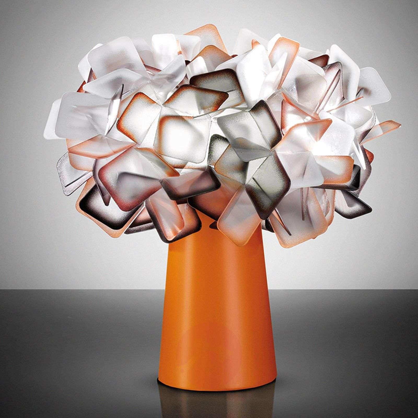 Clizia oranssi design-pöytävalaisin-8503255-01