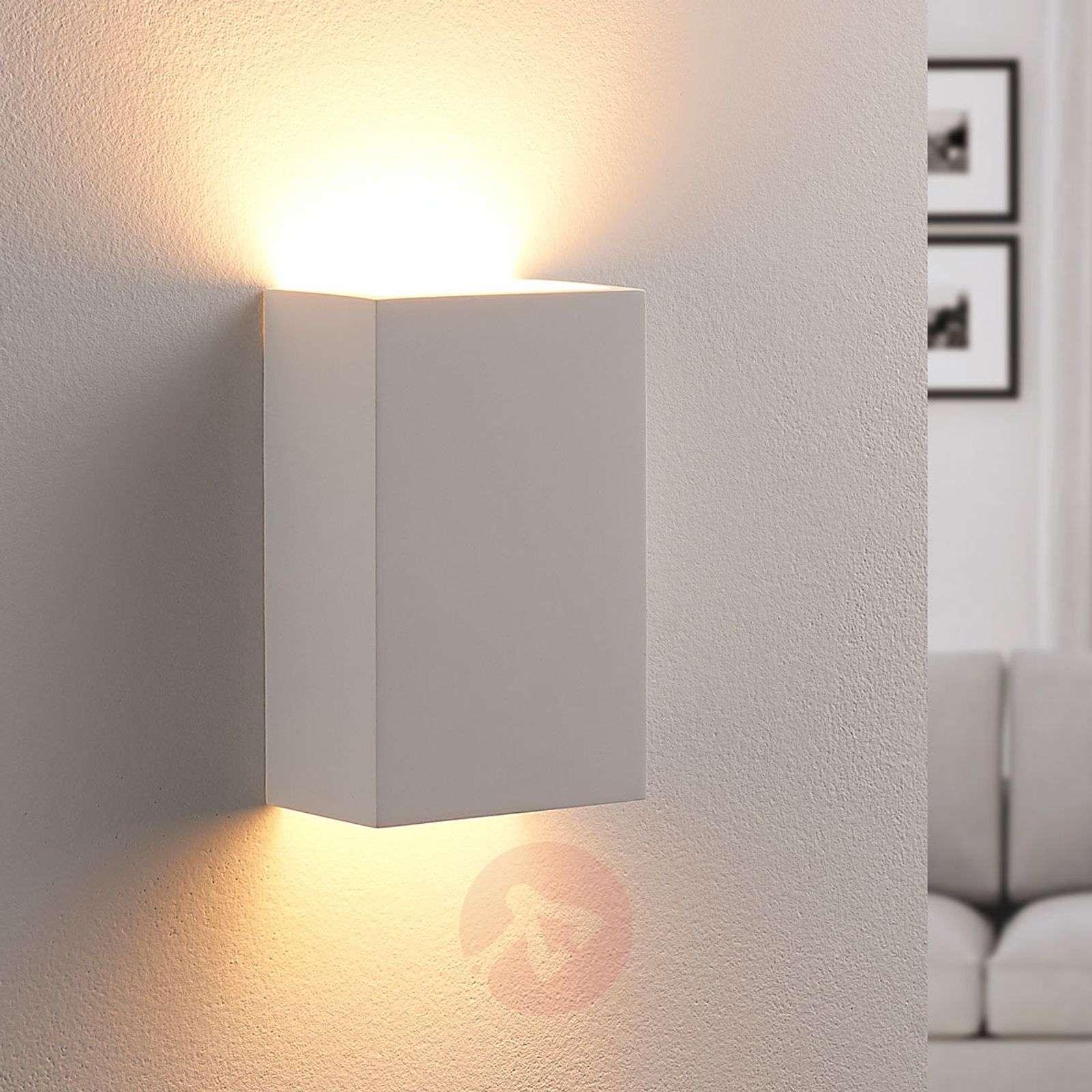 Colja kulmikas LED-seinävalaisin, kipsiä-9621342-02