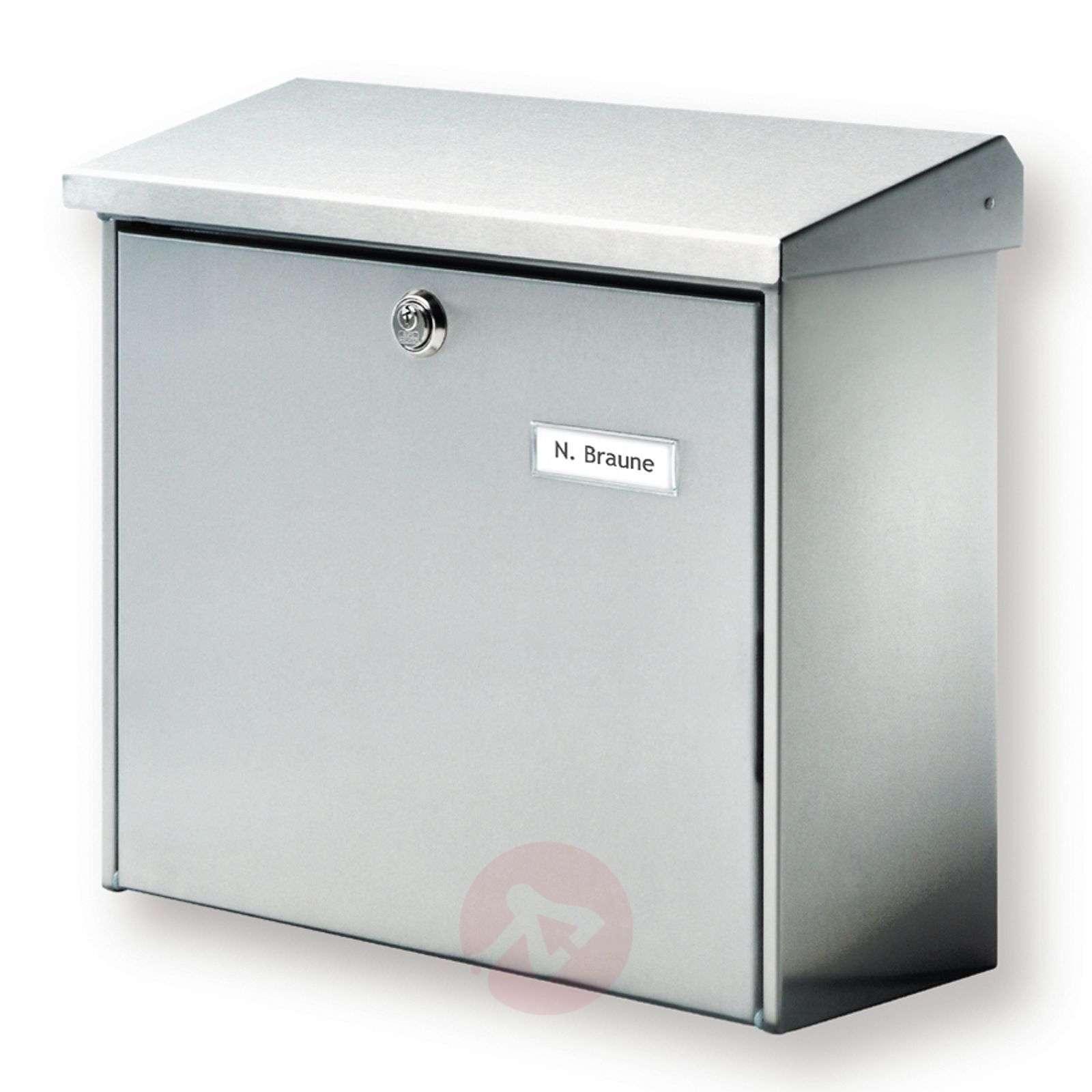 Comfort-postilaatikko, ruostumaton teräs-1532028-01