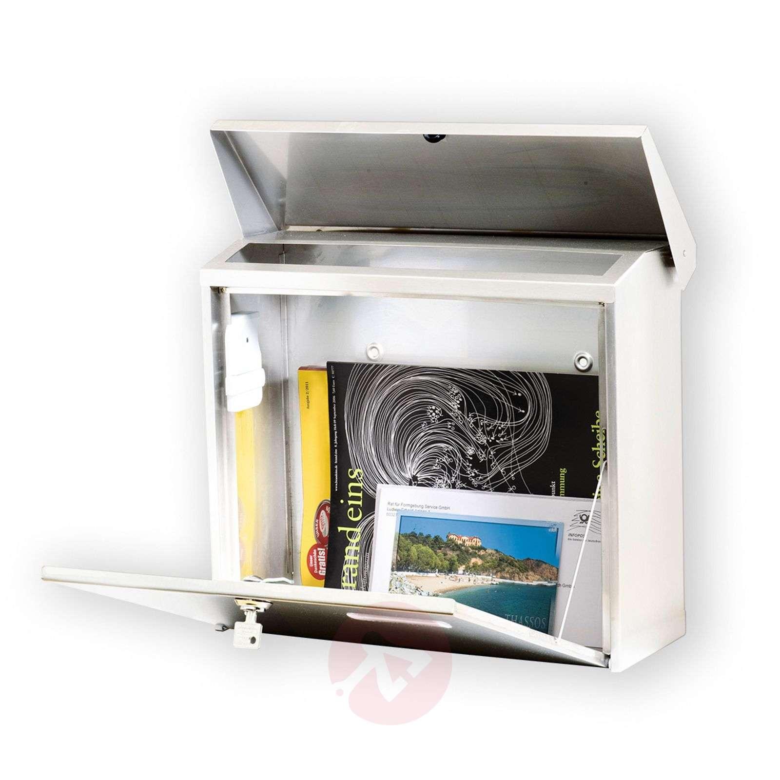 Comfort postilaatikko, valkoinen-1532067-01