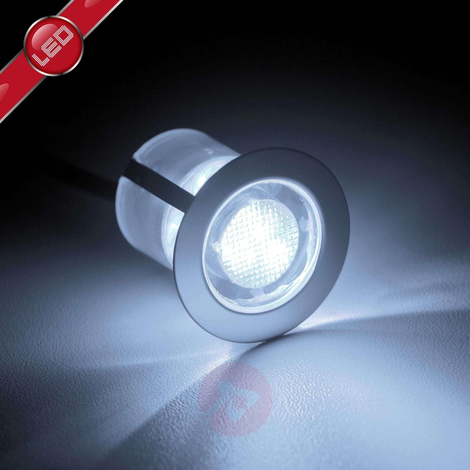 Cosa-LED-uppovalaisin 3 cm 10 kpl perusvalkoinen-1507144-01