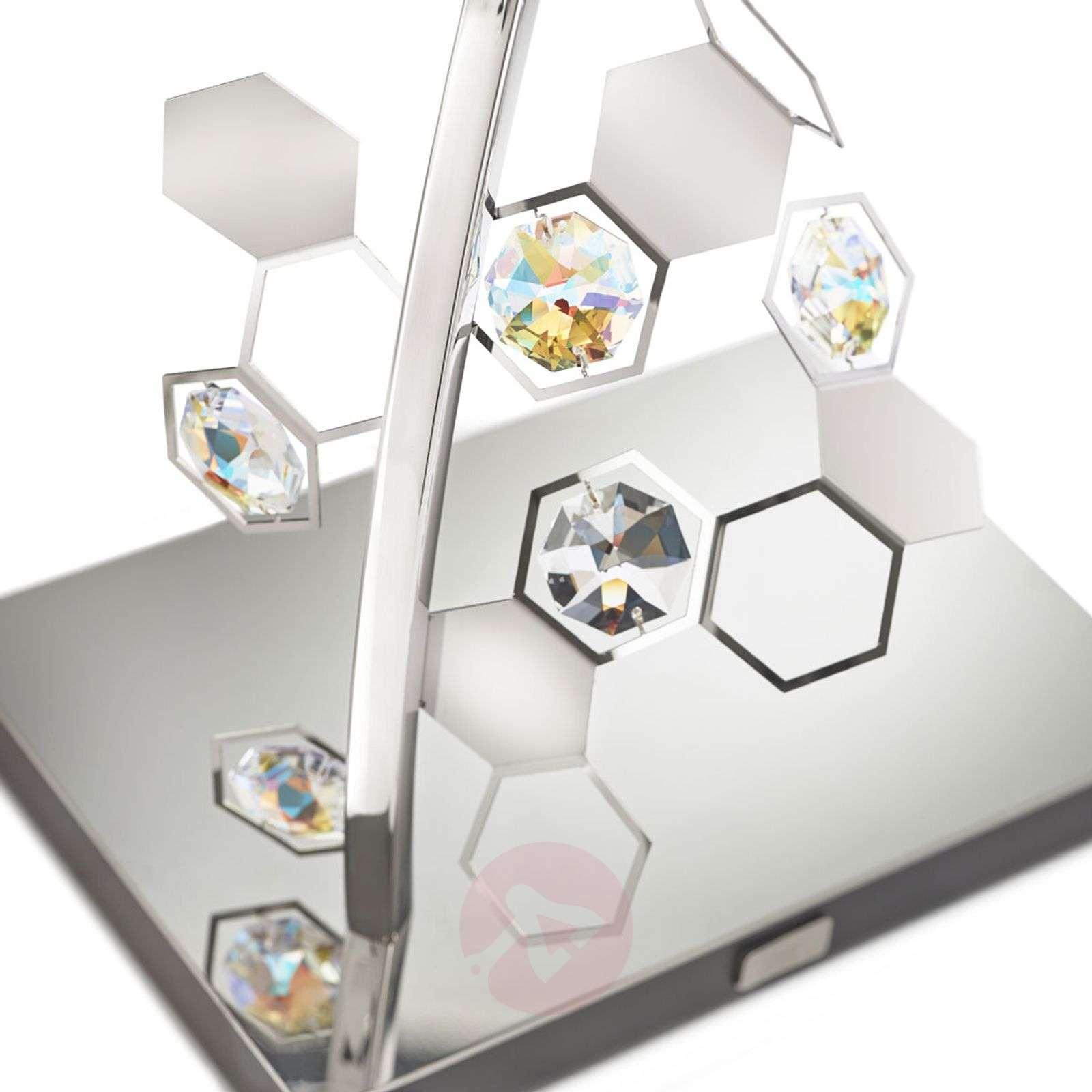 Crystalon-pöytävalaisin Swarovski-kristalleilla-8578025-07