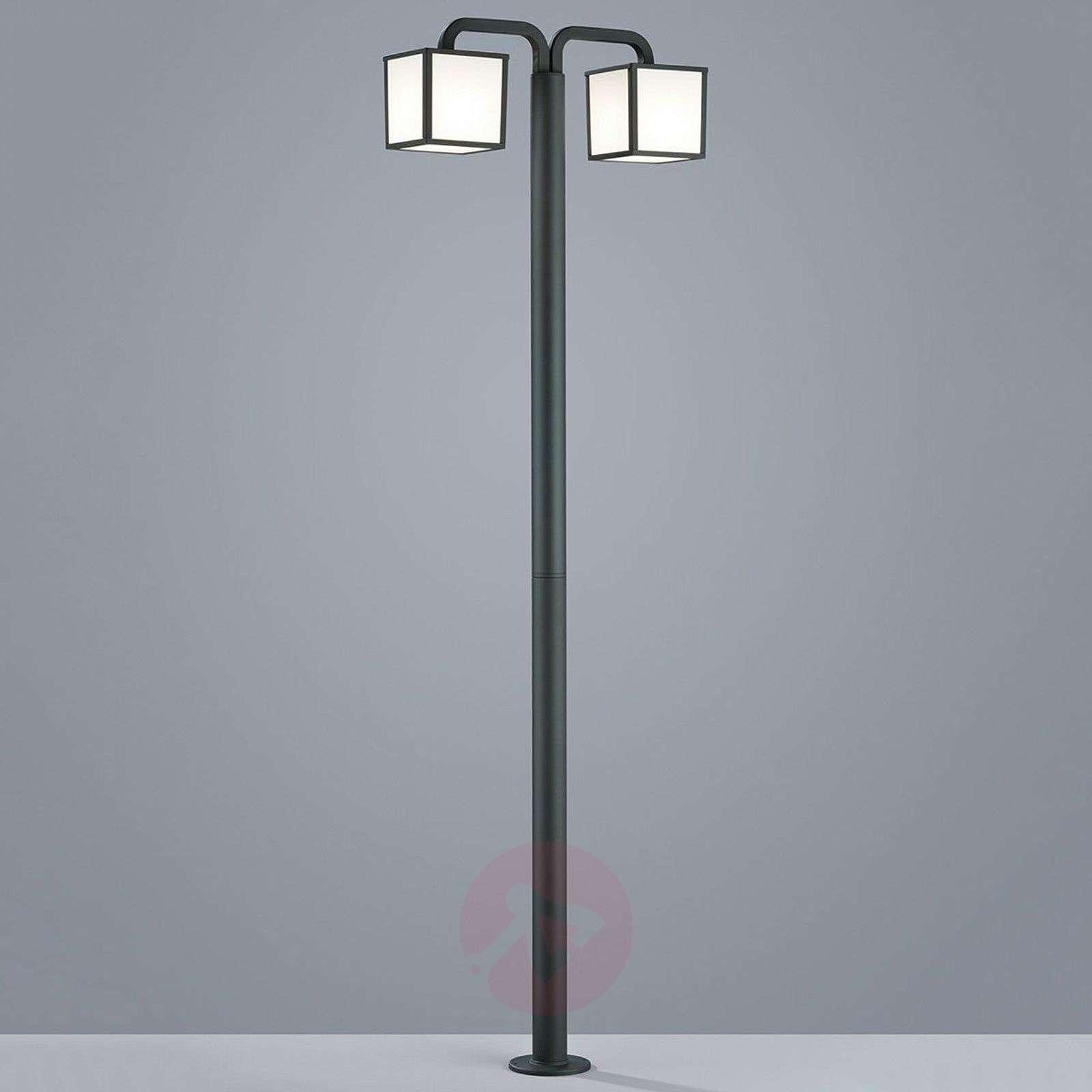 Cubango LED-pylväsvalaisin, 2 lyhtyä-9004728-01