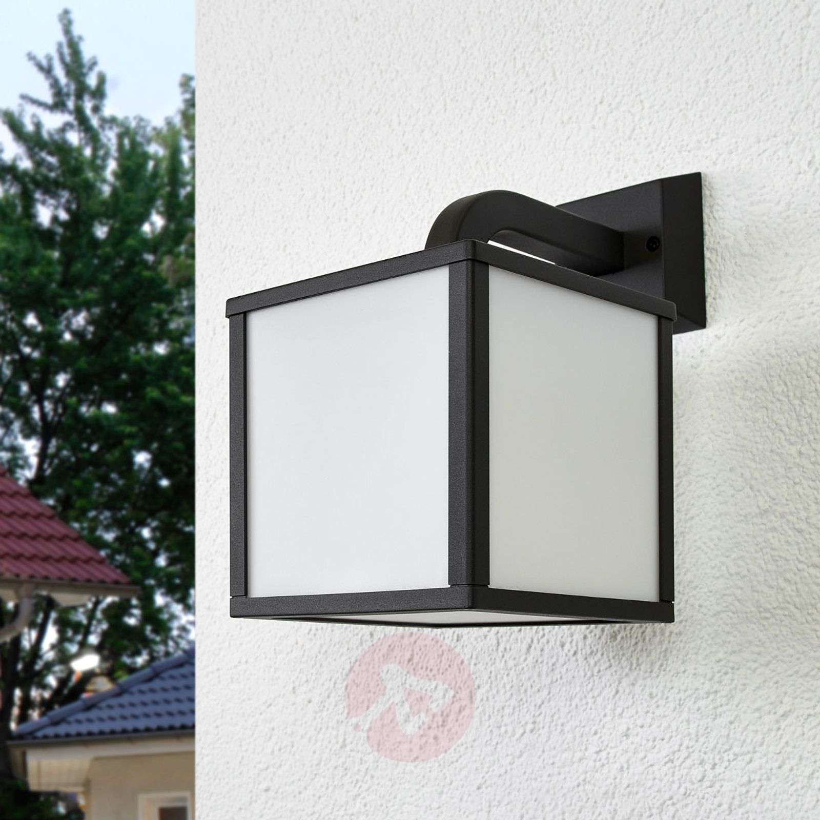 Cubango moderni LED-ulkoseinälamppu-9004729-01