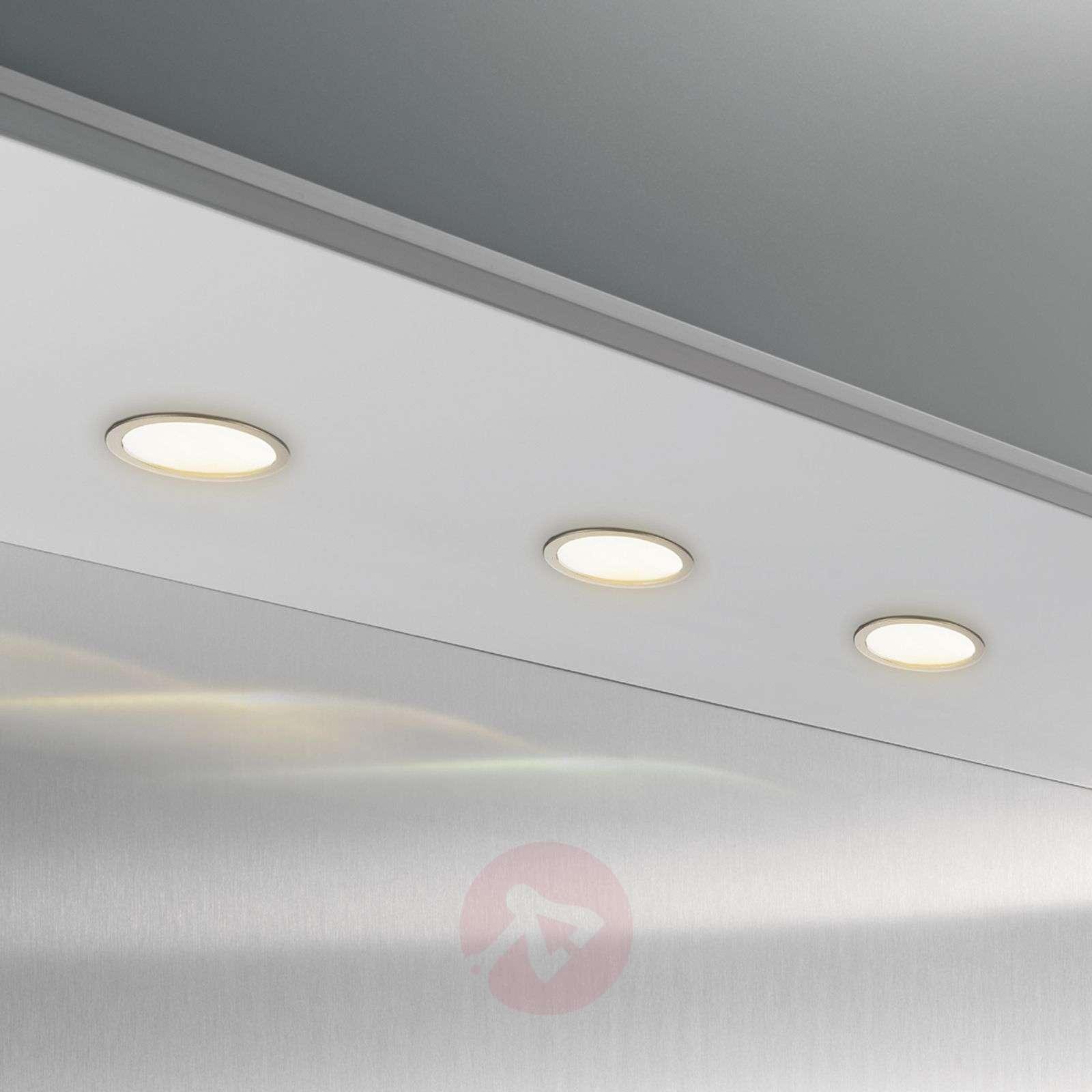 Cubic 68-LED-upotusvalo, lämmin valk., 3 kpl setti-3025218-01