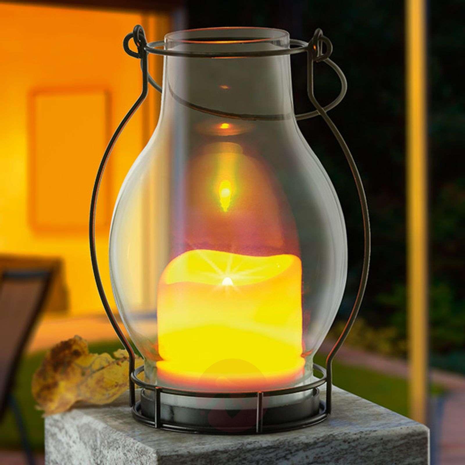 Deko Dream tehokas LED-lyhty aurinkokenno IP44-3012230-01