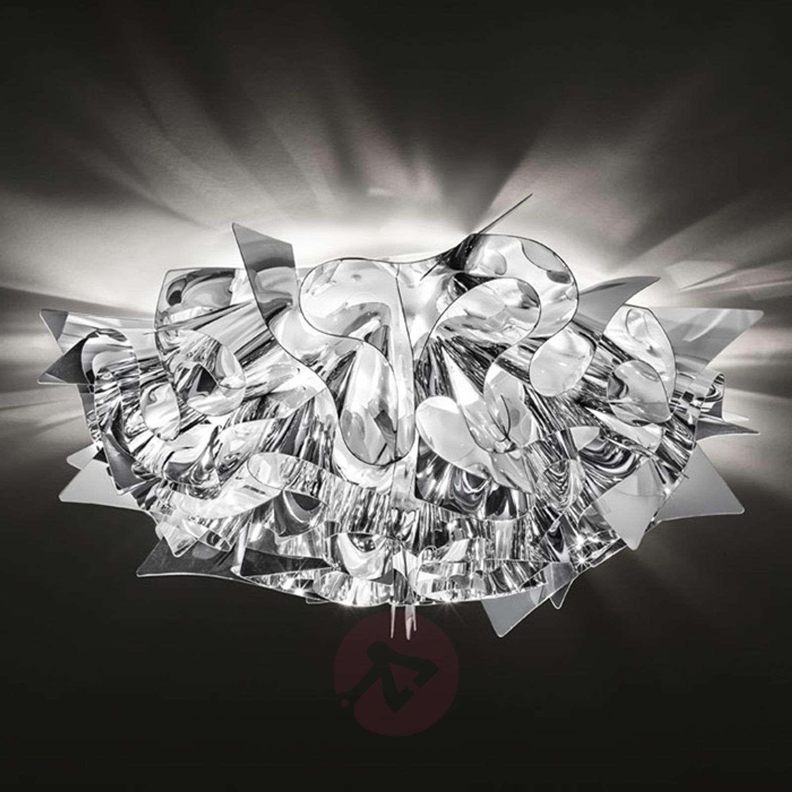 Design-kattovalaisin Veli, hopea, 53 cm-8503213-01
