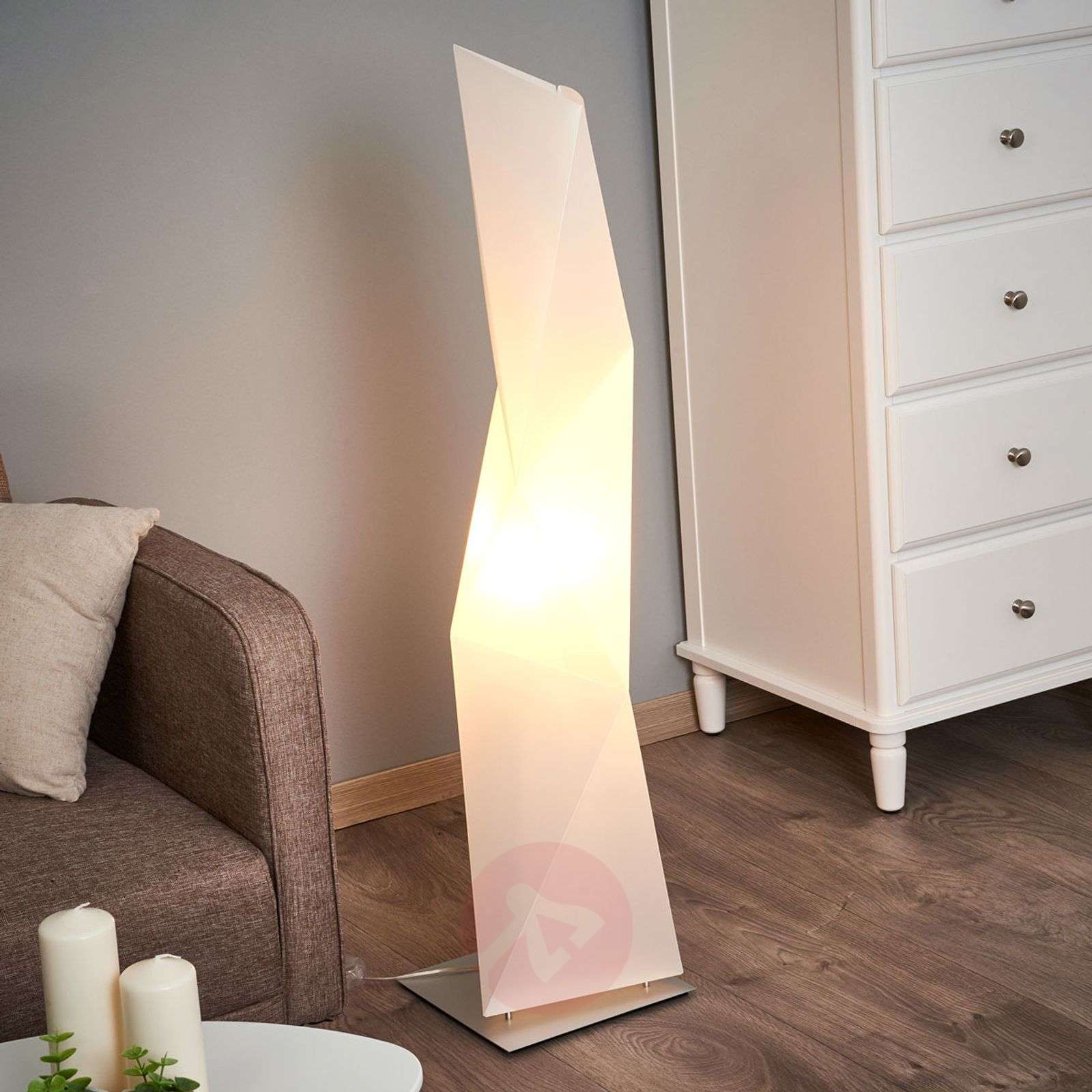 Design-lattiavalaisin Diamond, 111 cm-8503227-01
