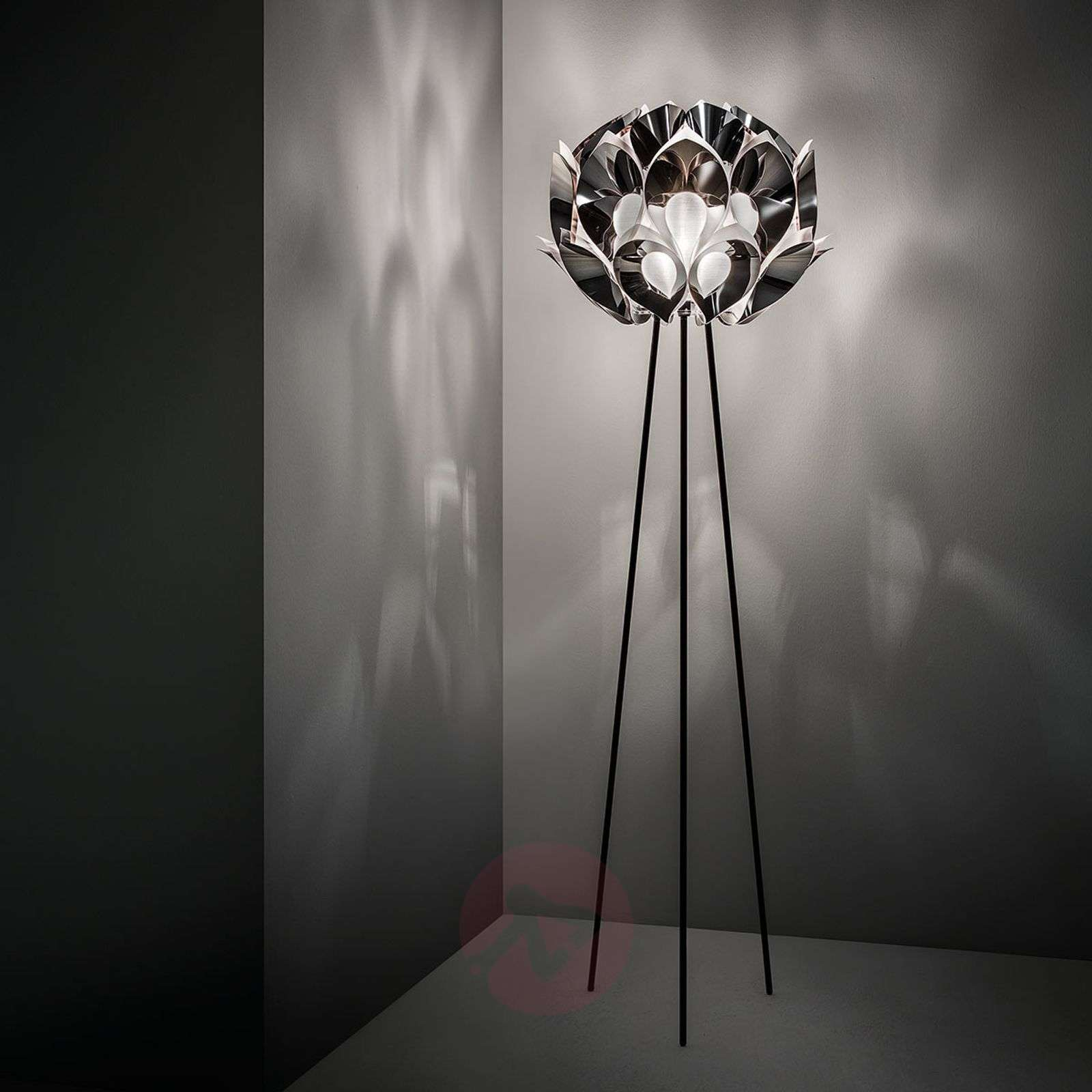 Design-lattiavalaisin Flora, hopea-8503238-01