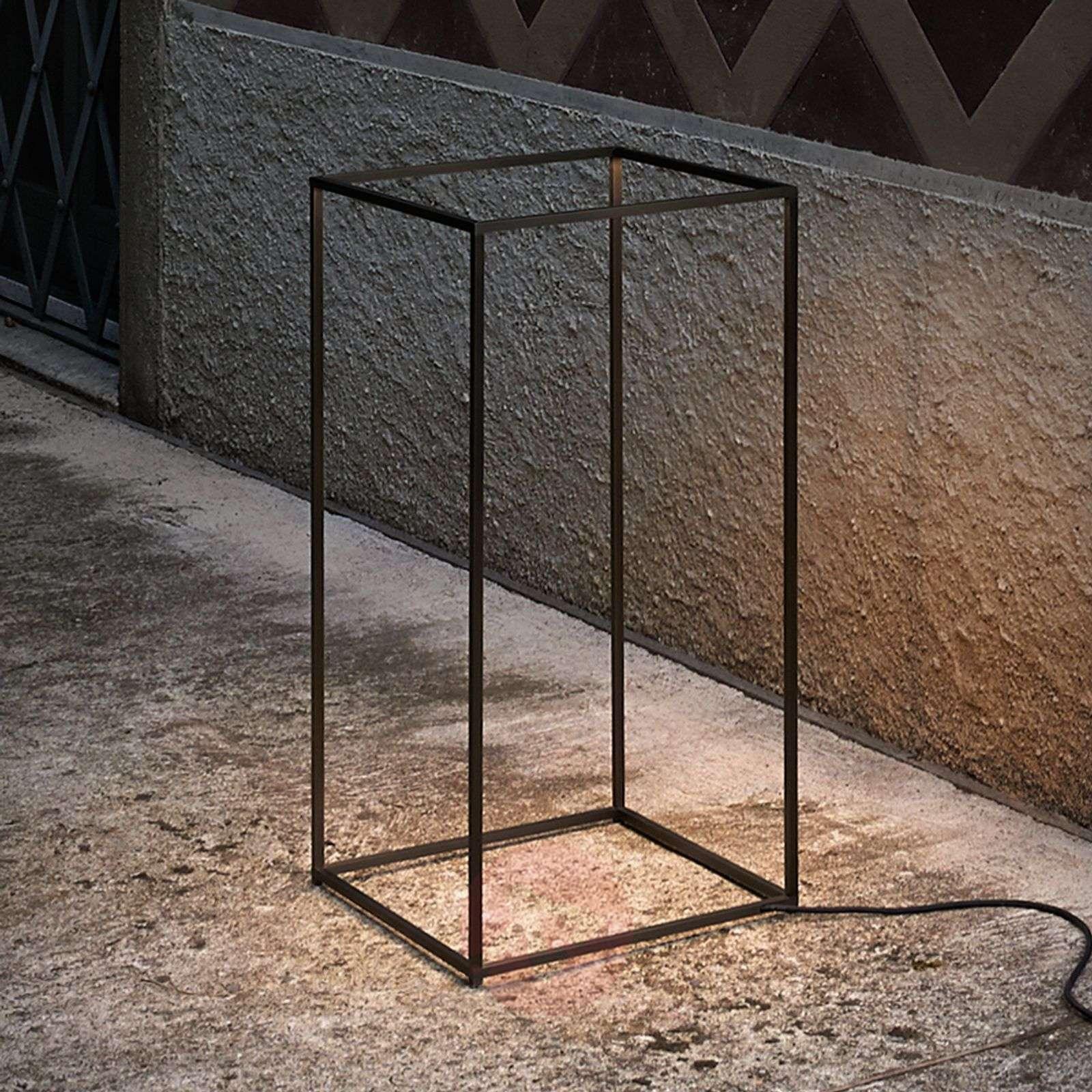 Design-LED-ulkovalaisin Ipnos Outdoor FLOSilta-3510302-08