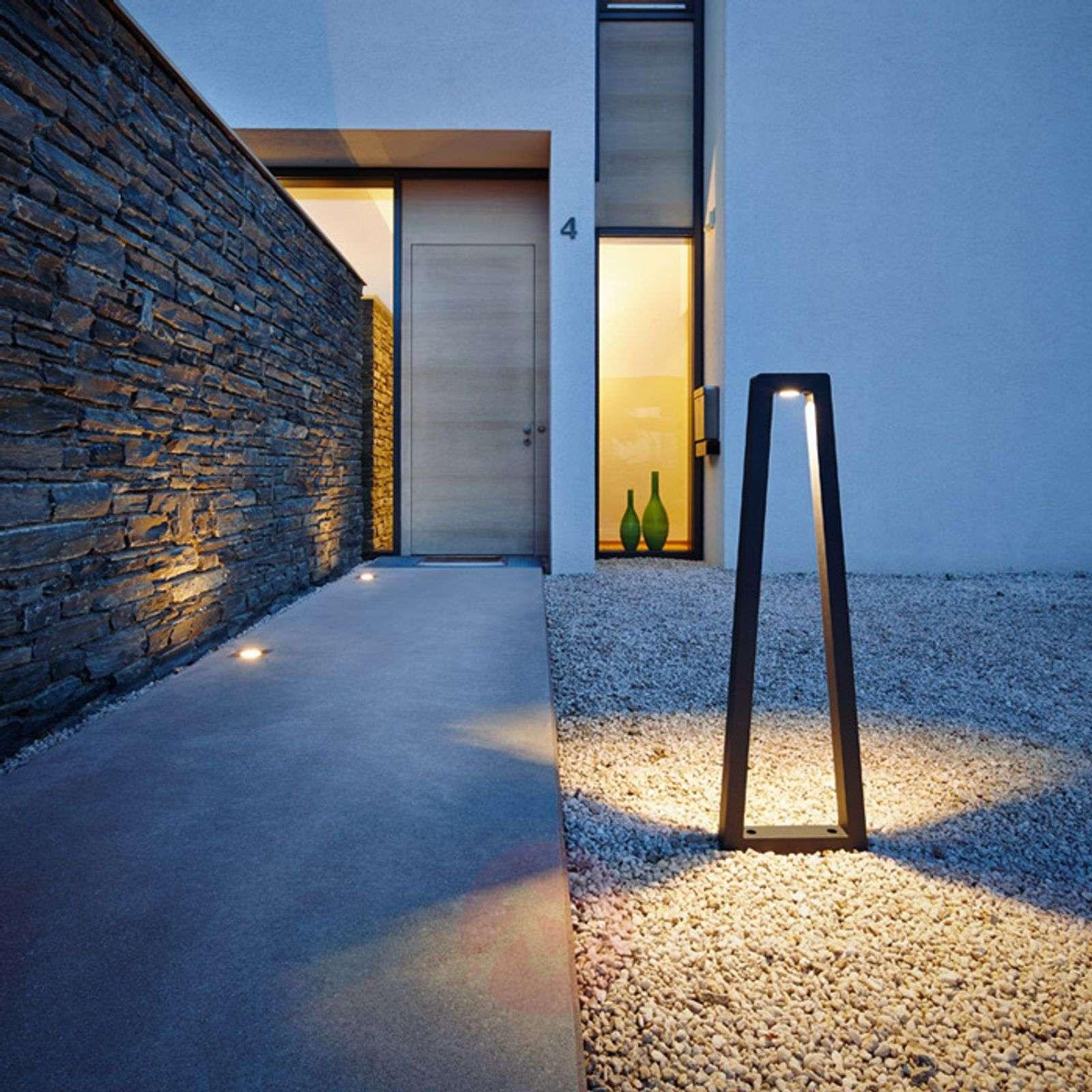 Designer-ulkokoristevalaisin Bookat LED-valolla-5504661-01