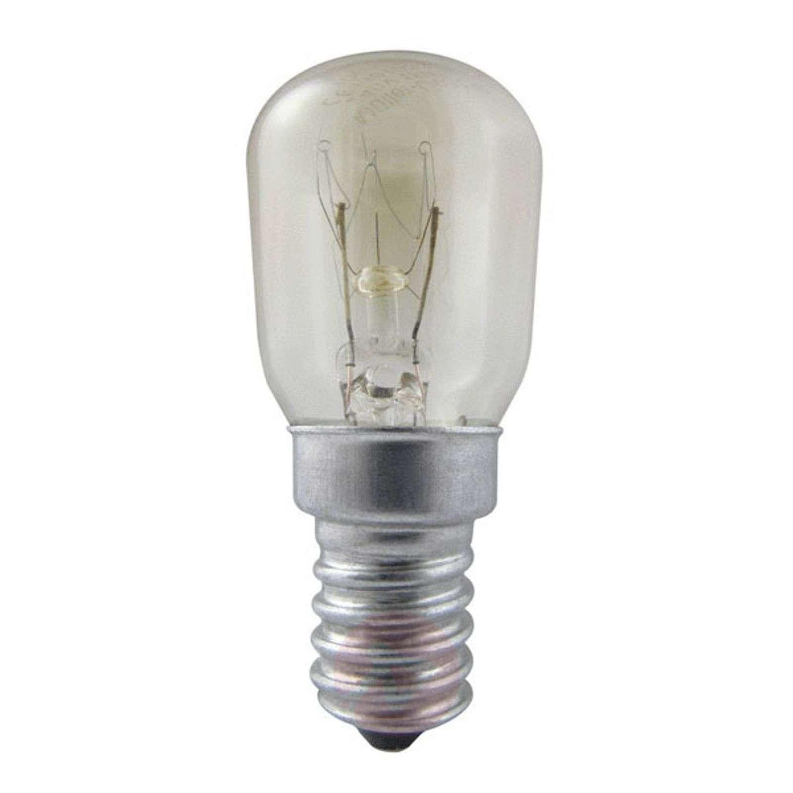 E14 15W Jääkaapinlamppu, kirkas, himmennettävä-6520211-02