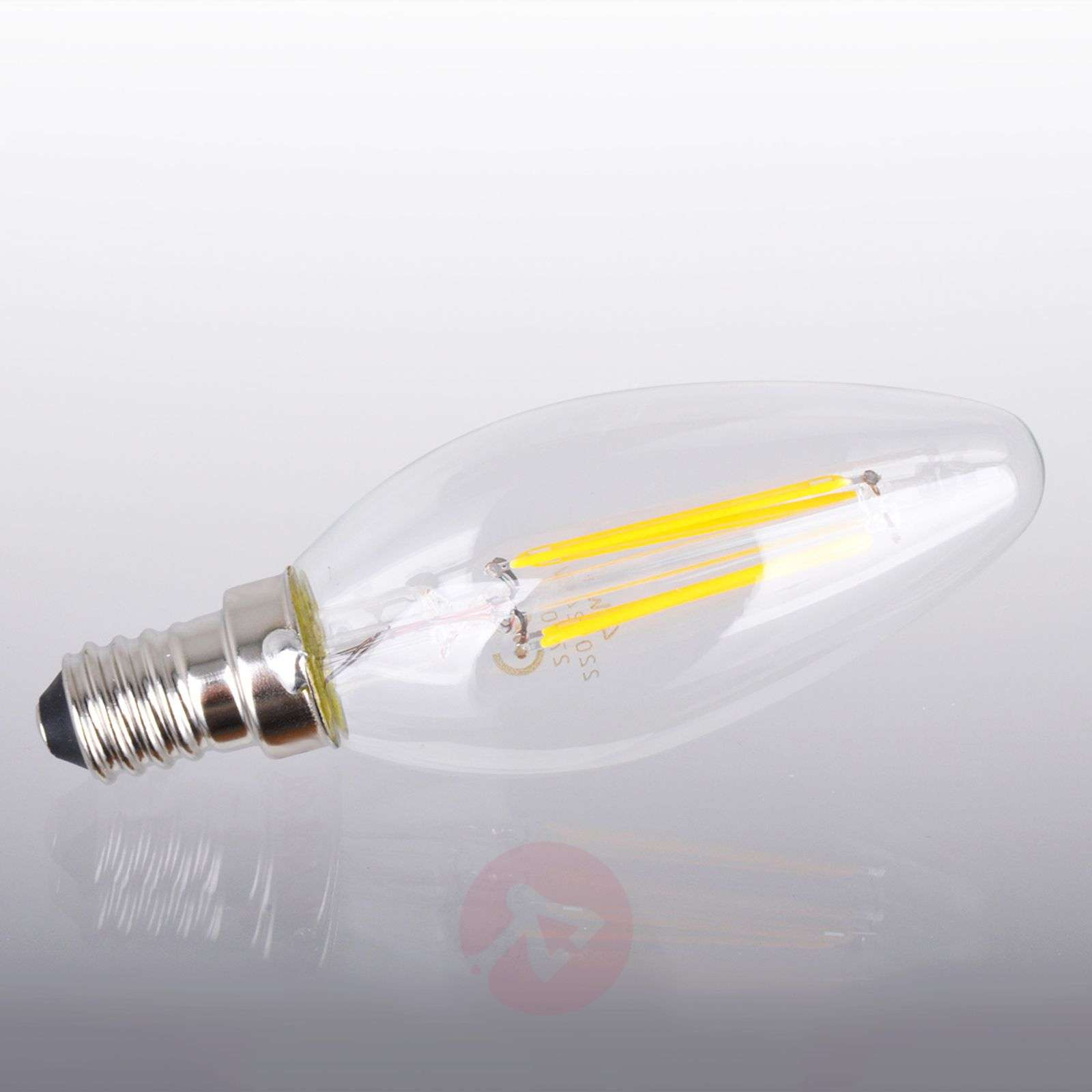 E14 4W 827 LED-kynttilälamppu, kirkas-9945103-01