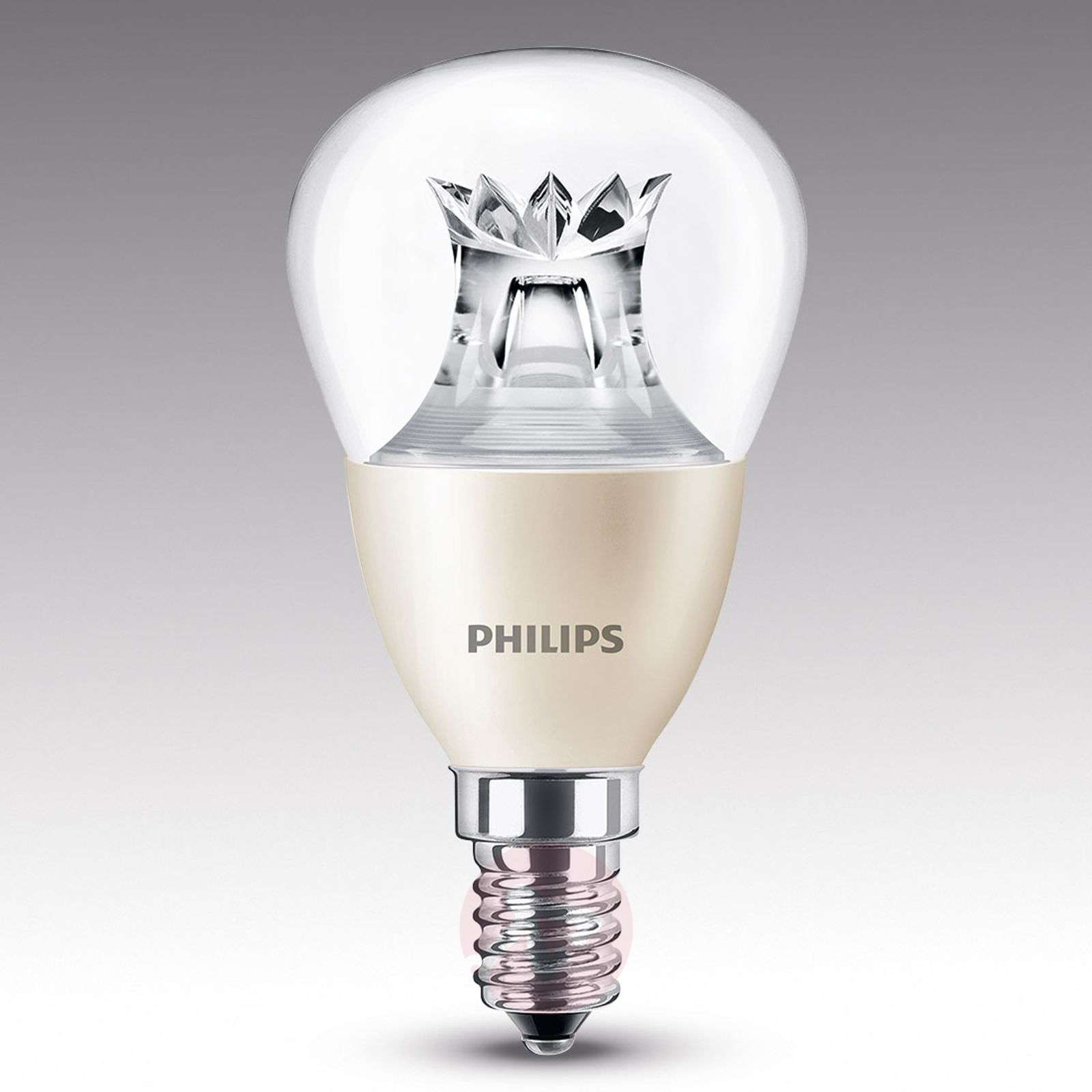 E14 6W 827 LED-pisaralamppu, WarmGlow-7530676-02
