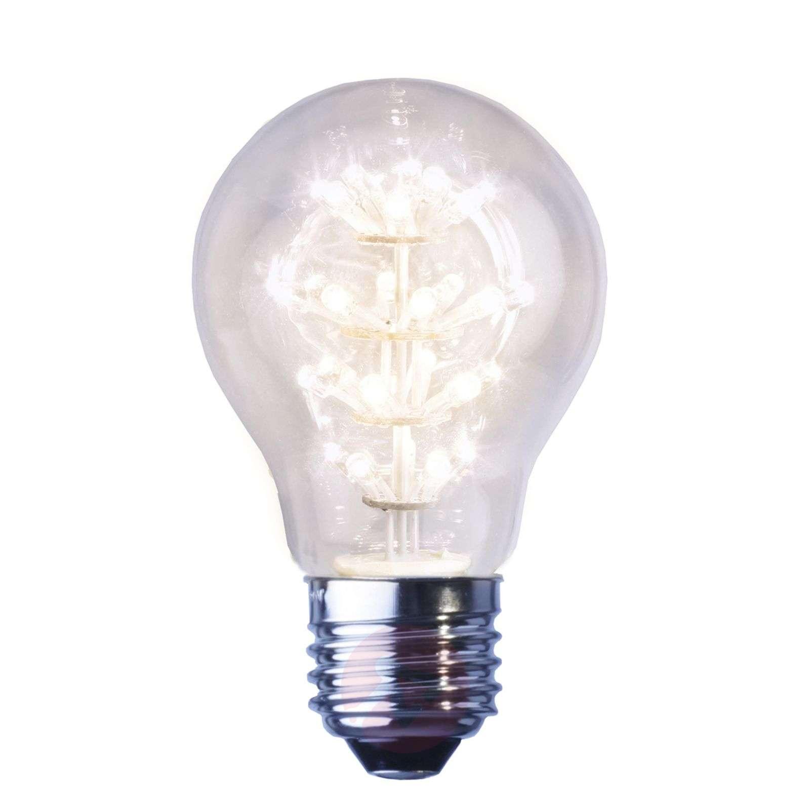 E27 1,4W LED-lamppu kirkas,lämmin valkoinen 2 600K-1522291-01