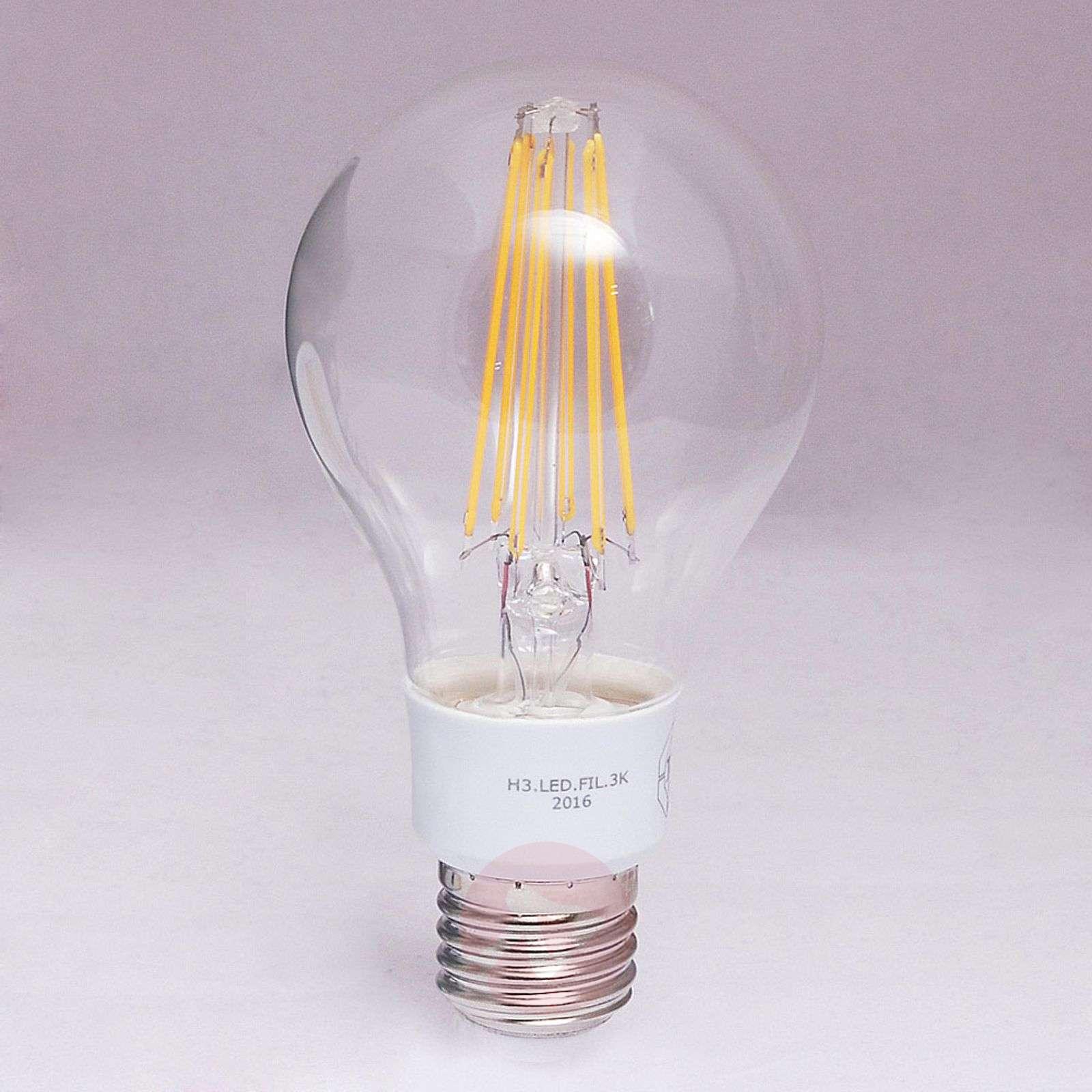 E27 12W 827 LED-filamenttilamppu