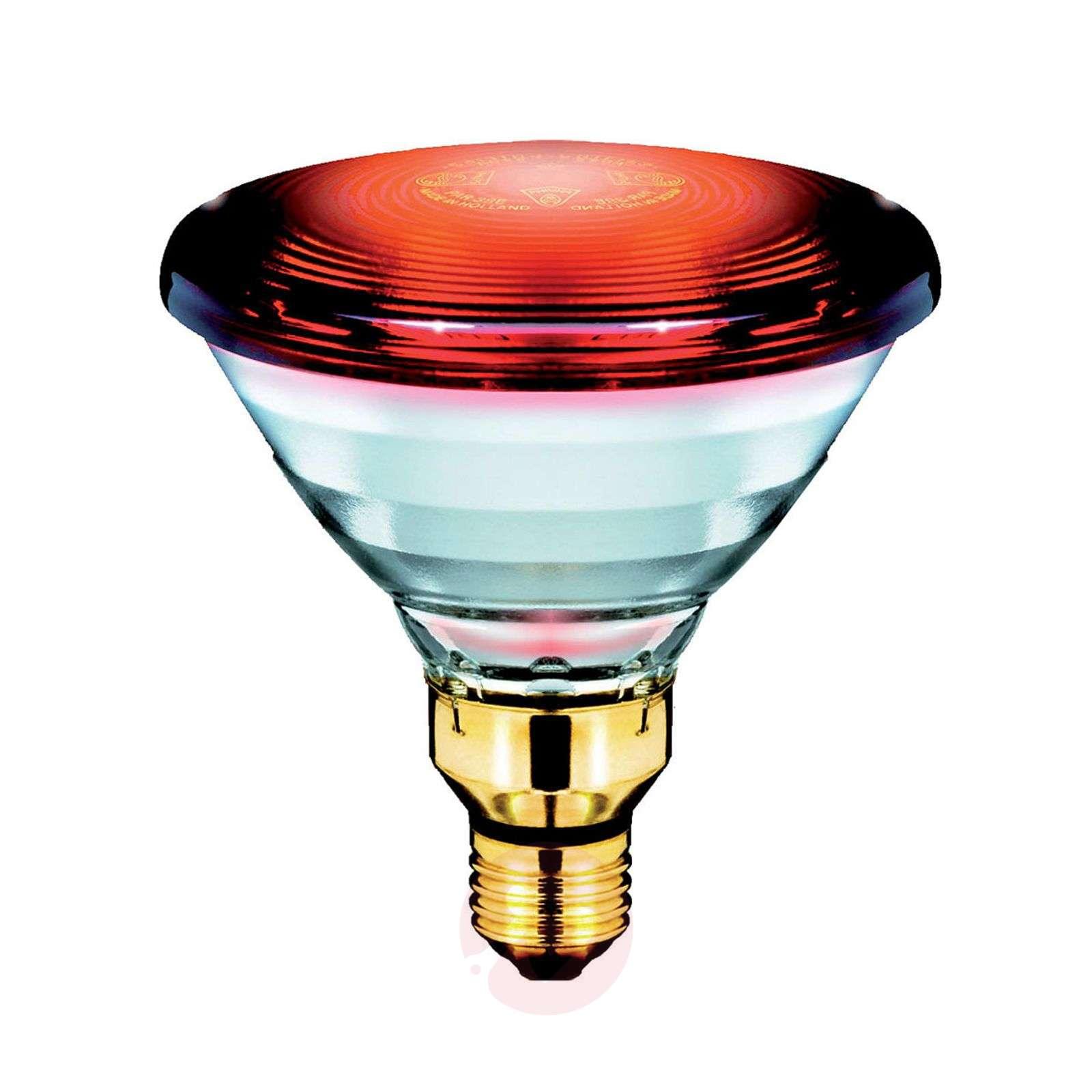 E27 150W Infrapunaheijastinlamppu PAR38
