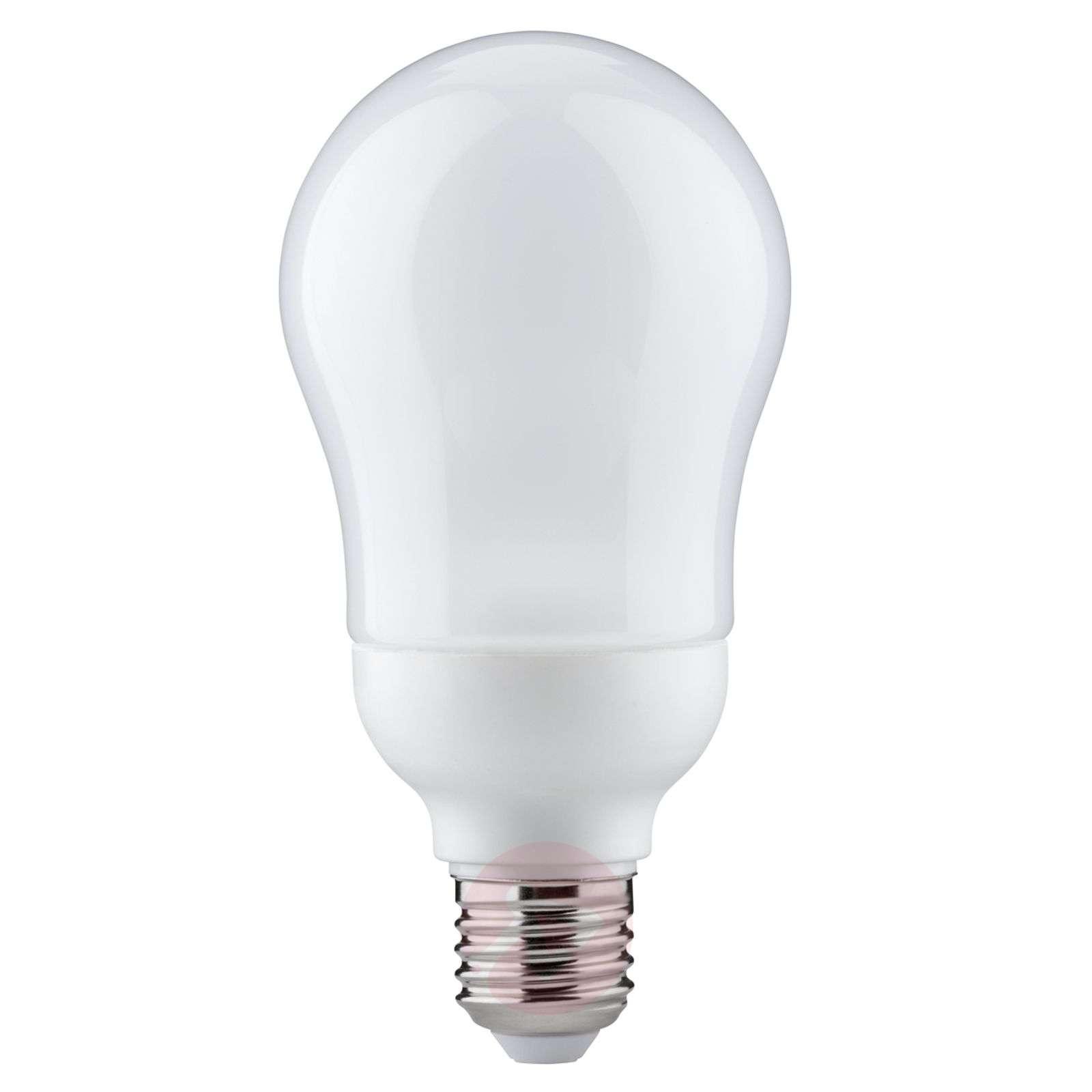 E27 20W 827 energiansäästölamppu, opaali-7601003-01