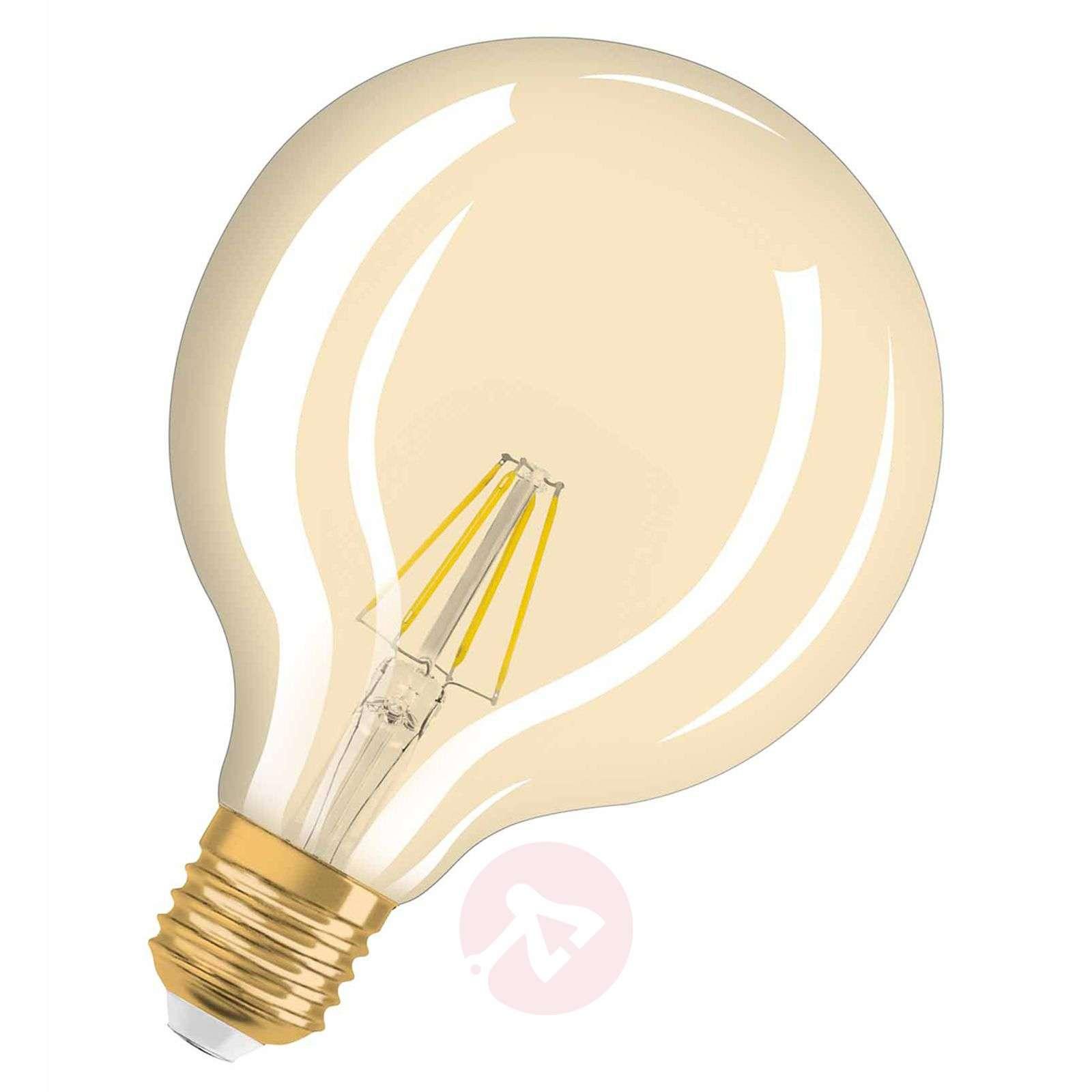 E27 4,5W 824 LED-pallolamppu, vintagemalli 1906-7260826-01