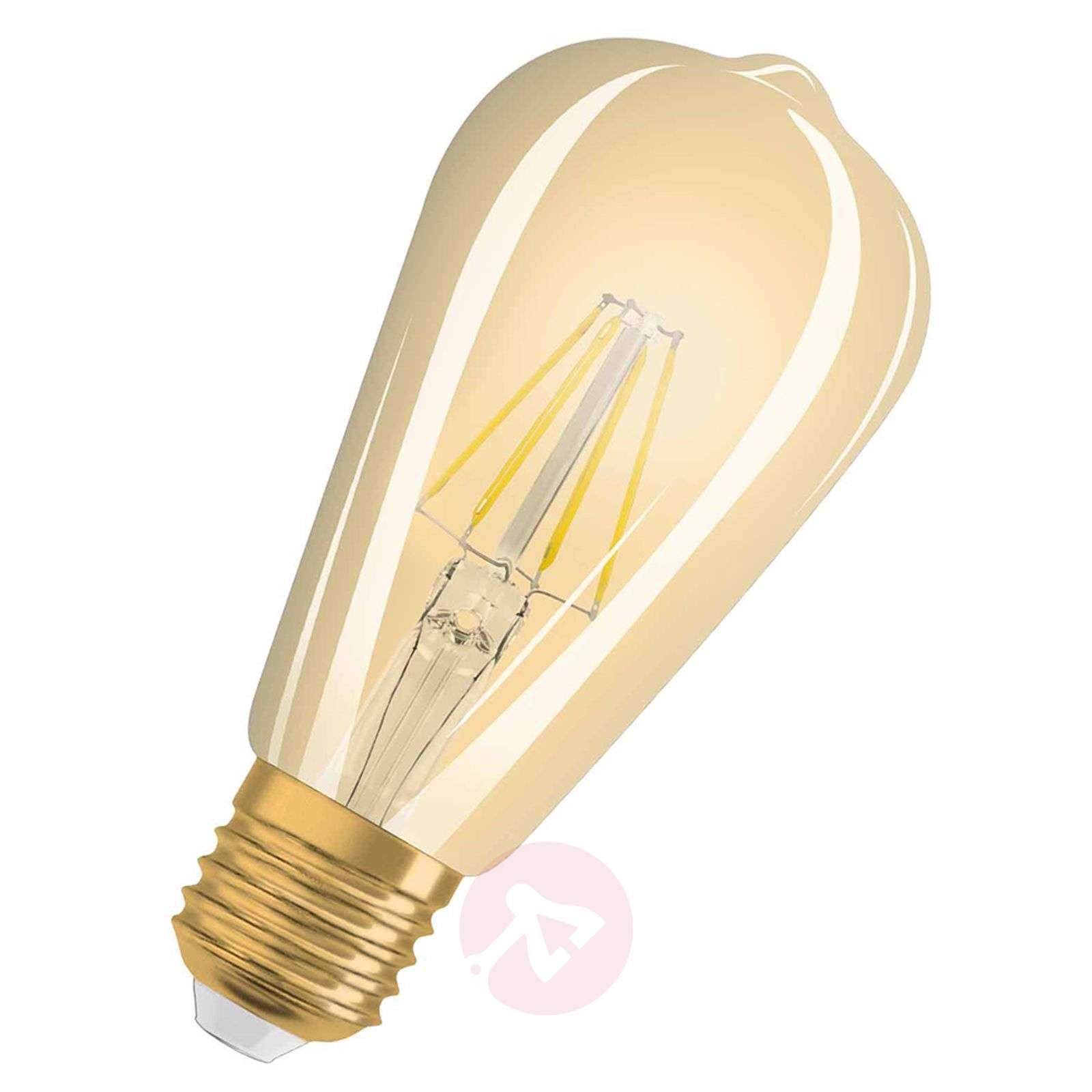 E27 4,5W 824 LED-rustiikkilamppu, vintagemalli-7260829-01