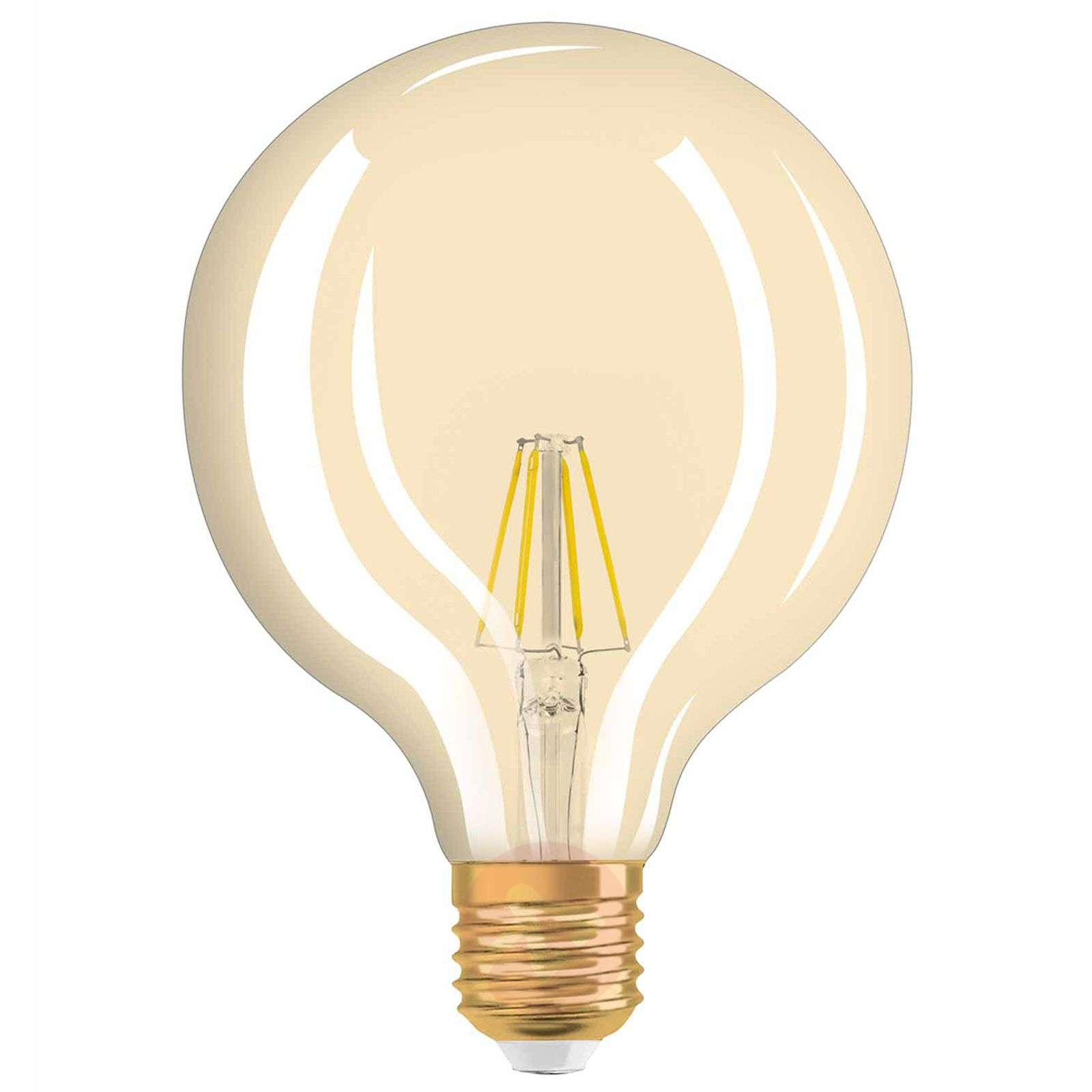 E27 4W 824 LED-pallolamppu, vintagemalli 1906-7260826-01