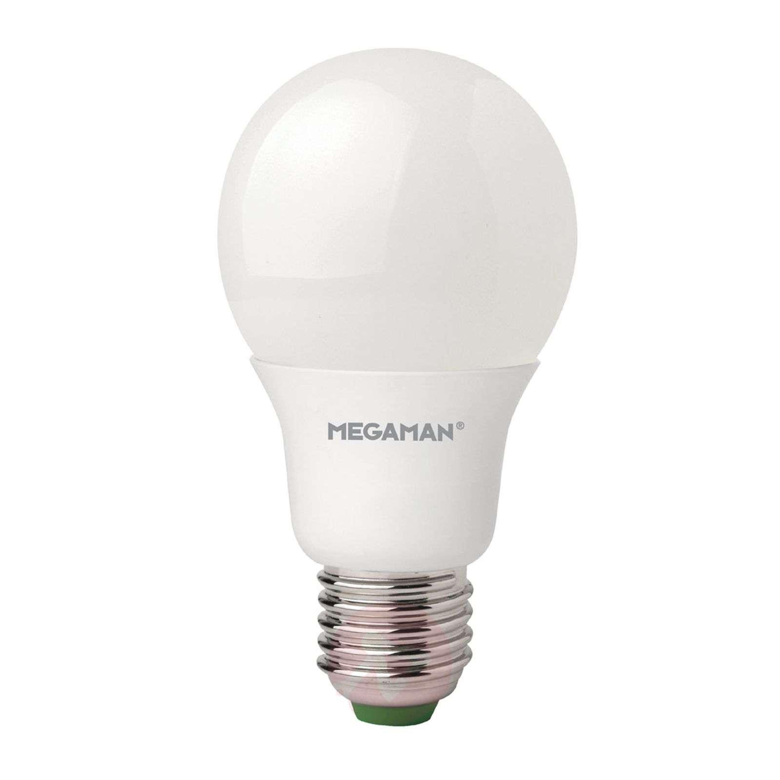 E27 6,5W LED-kasvilamppu Megaman-6530149-01