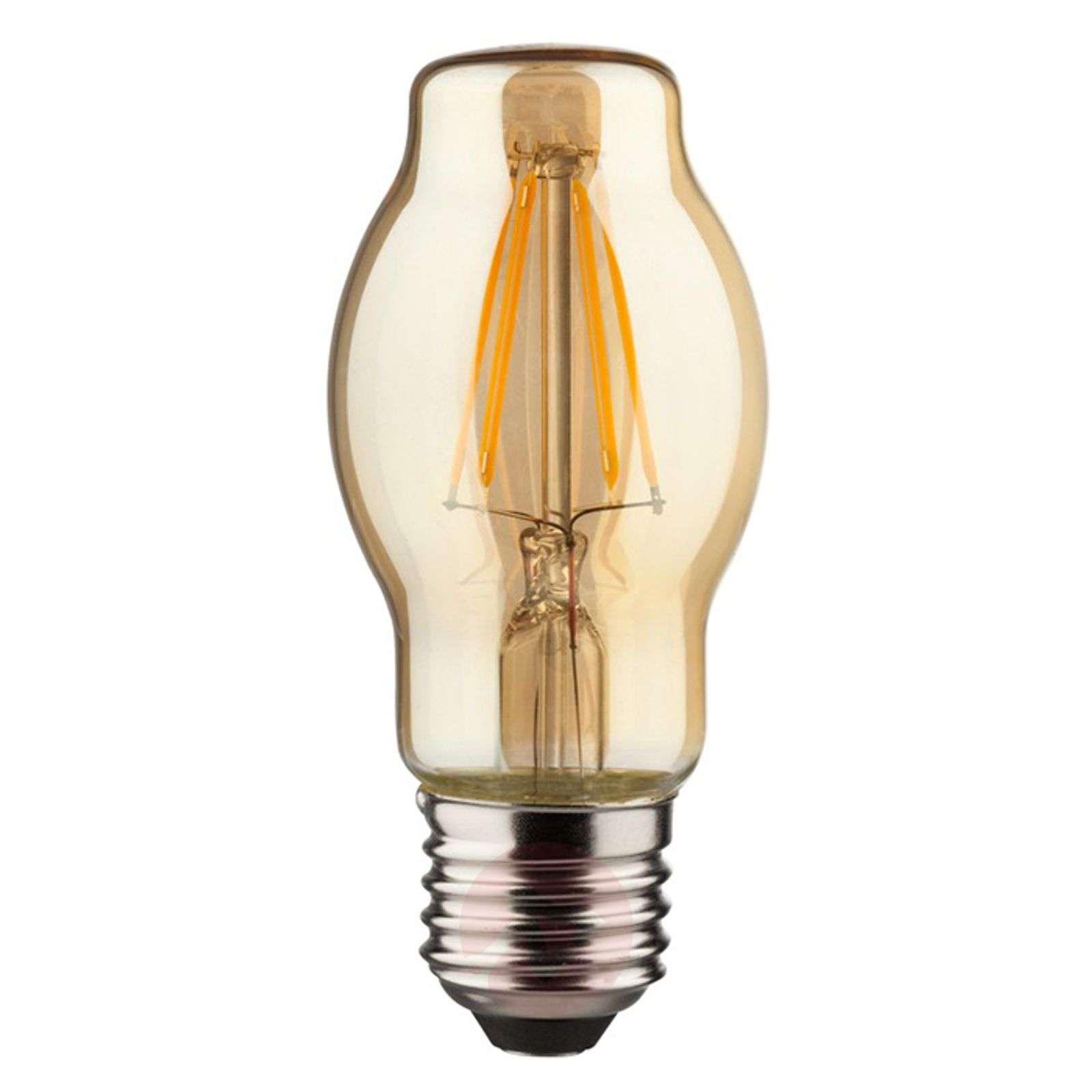 E27 6W 820 LED-filamenttilamppu kulta-6520243-01