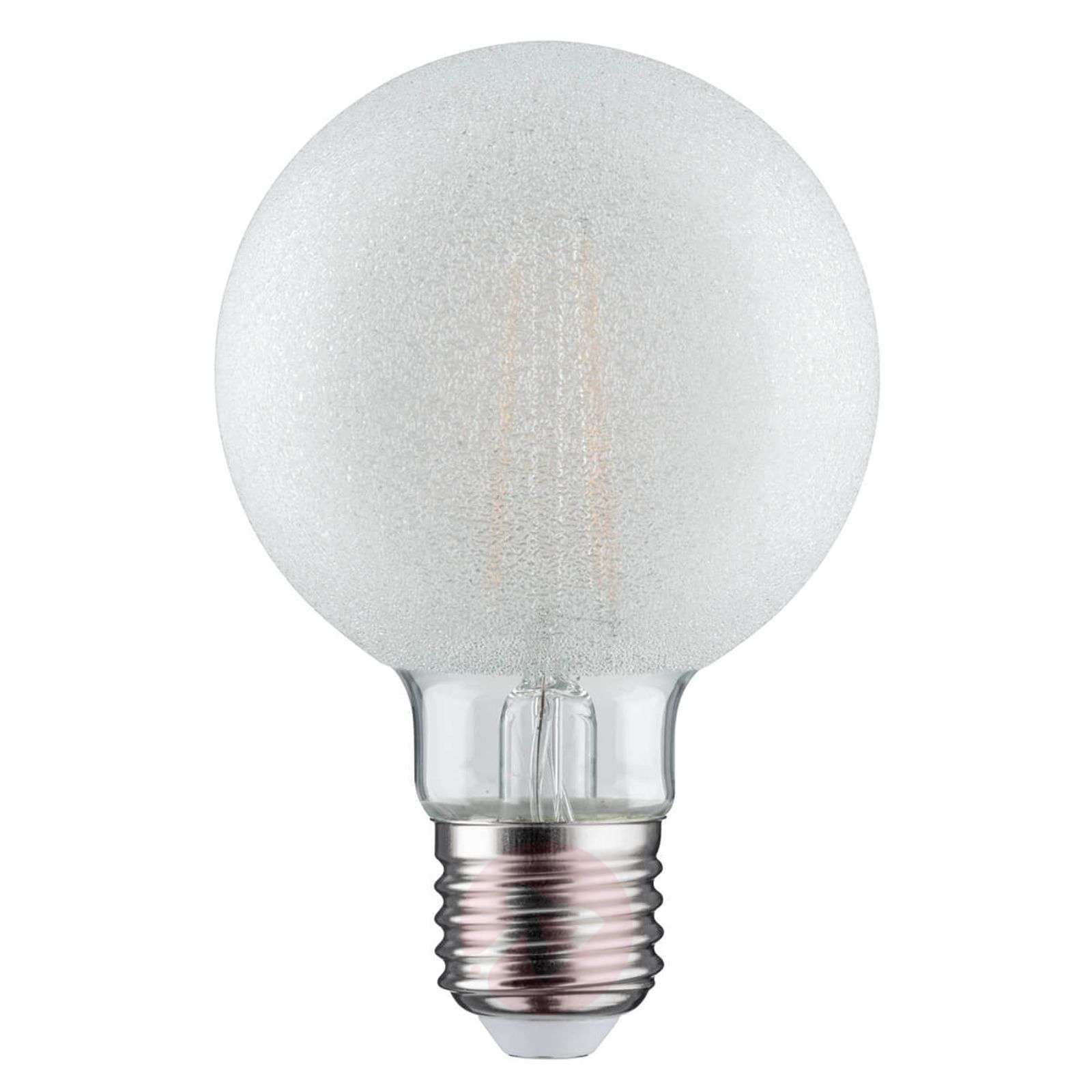 E27 6W 827 LED-pallolamppu Eiskristall, himmennys-7601103-01