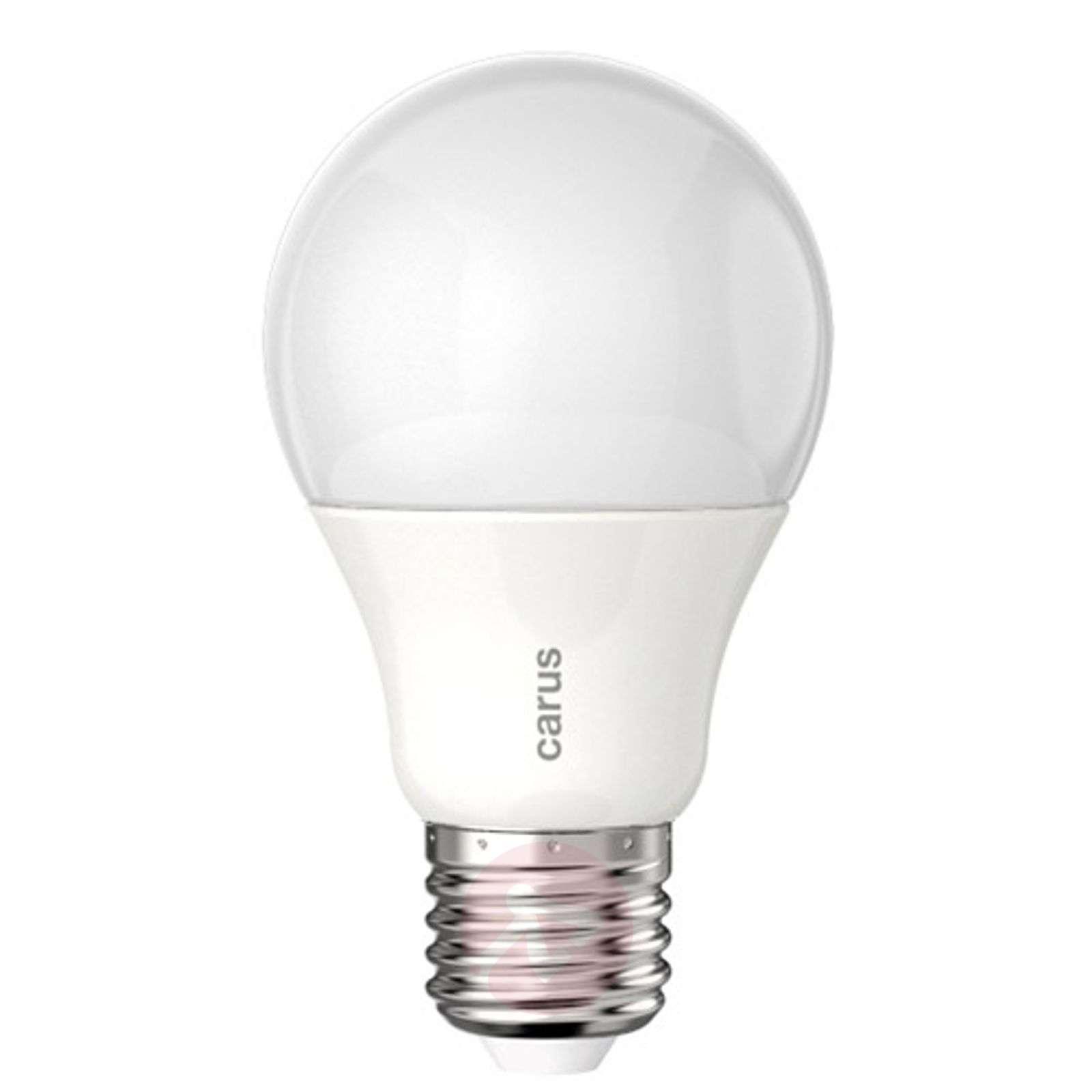 E27 7,5 W 845 LED-lamppu, matta-2025006-01