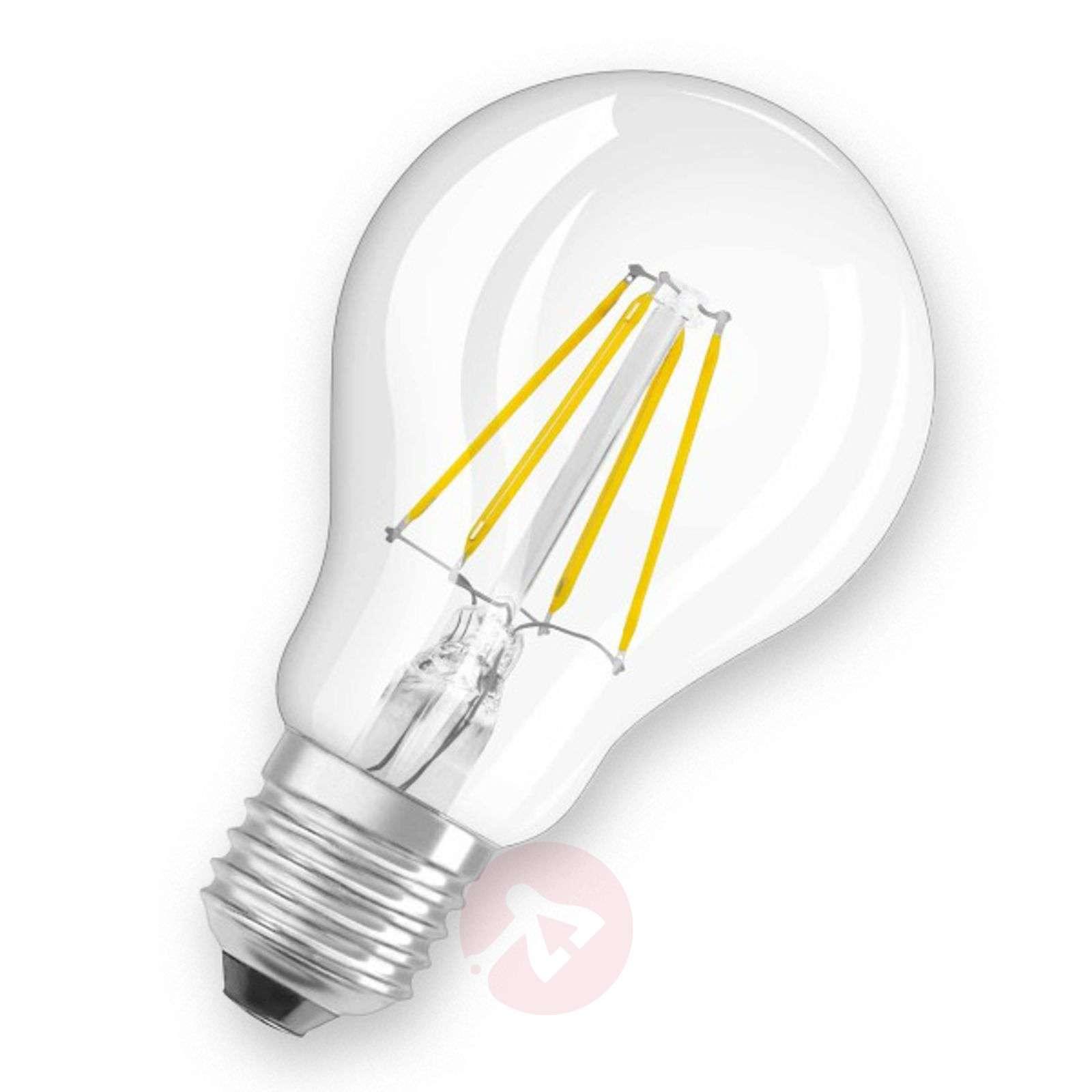 E27 7W 827 LED-lamppu, kirkas-7260820-01