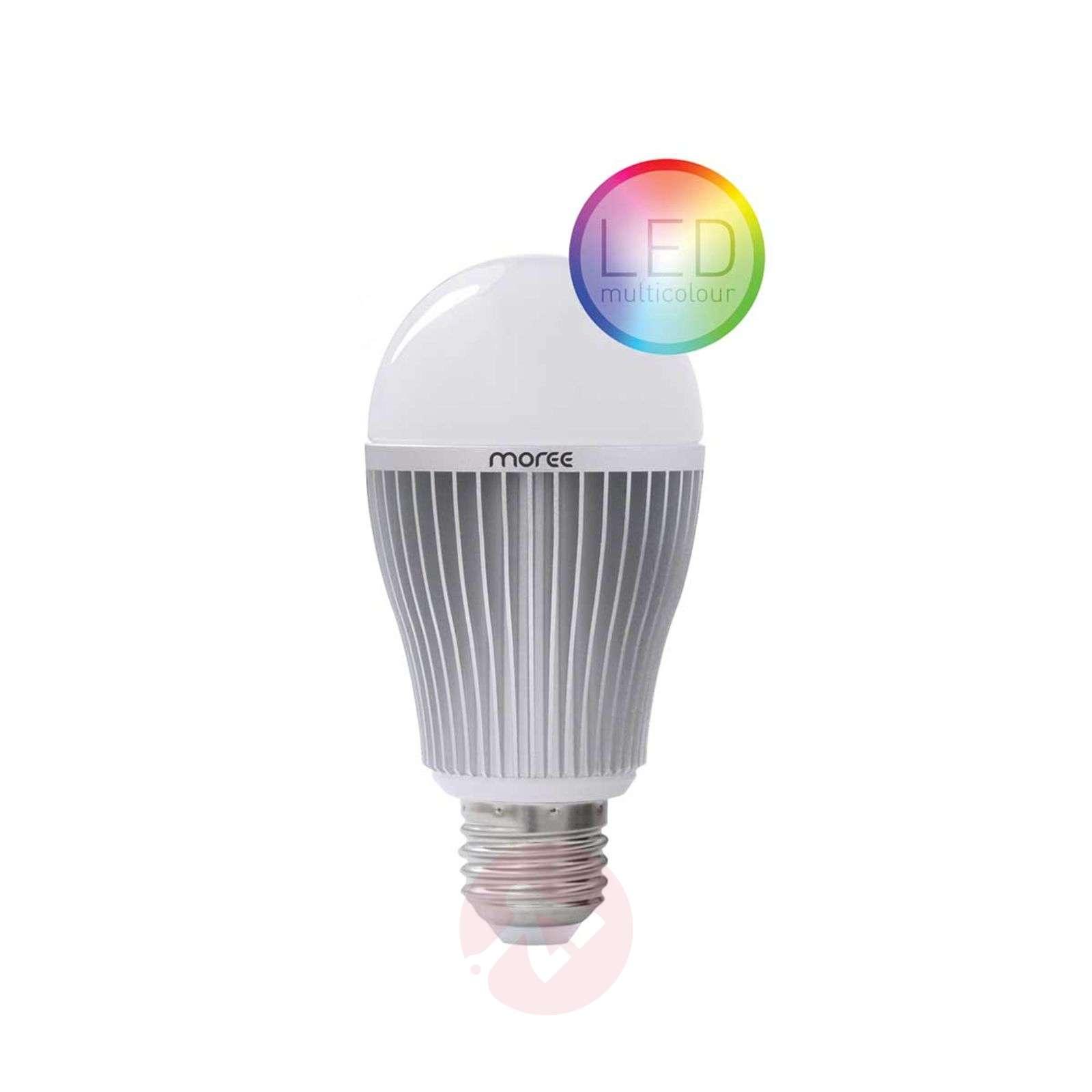 E27 9W RGBW LED-valonlähde, Wifi tai radio-6537093-01