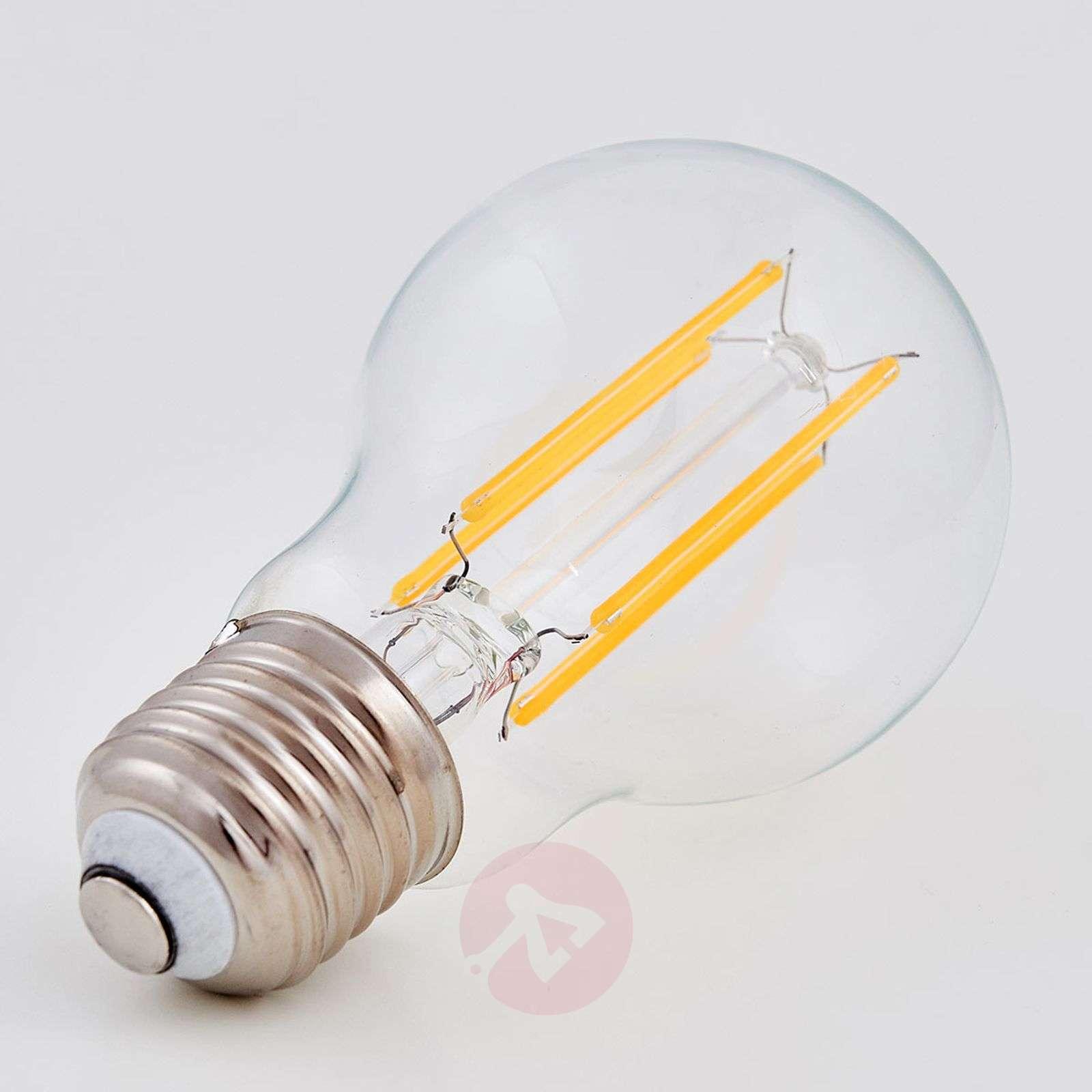 E27-LED-filamenttilamppu 7 W 806 lm 2700 K kirkas-9993033-01