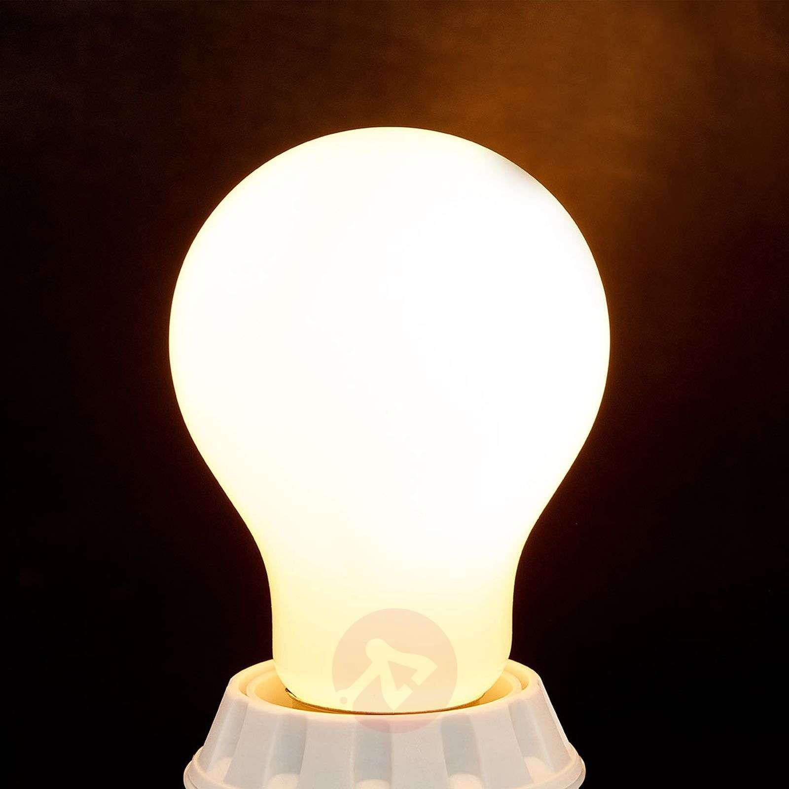 E27-LED-filamenttilamppu 7 W 806 lm 2700 K opaali-9993037-01