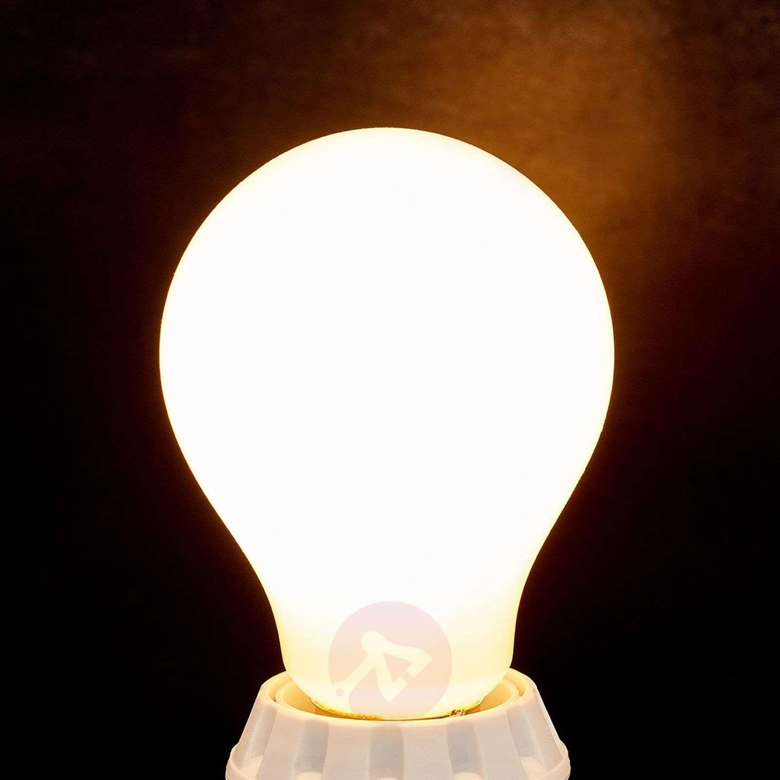 E27-LED-filamenttilamppu 8W 1055 lm 2700 K opaali-9993038-01