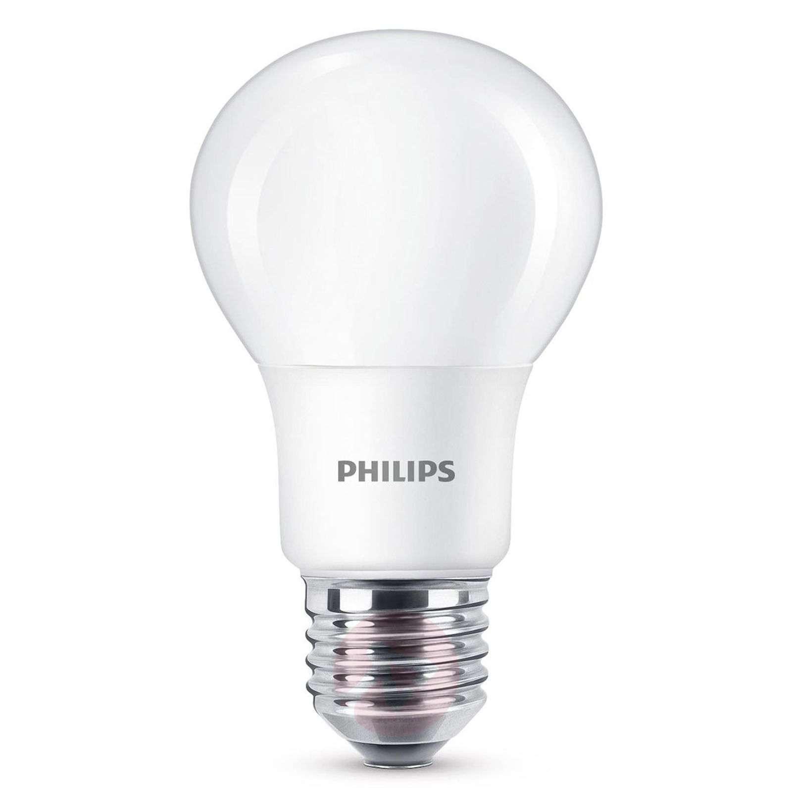 E27-LED-lamppu WarmGlow 5,5 W matta, himmennettävä-7530781-01