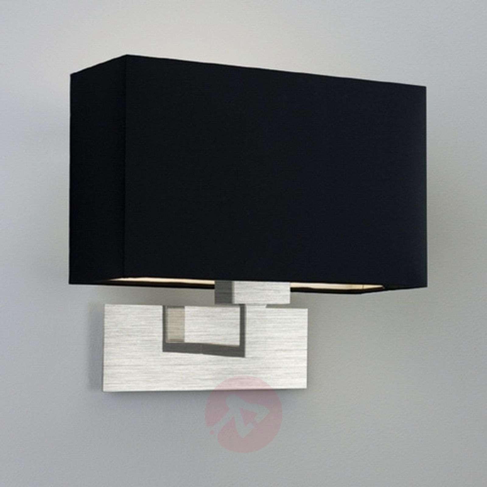 Elegantti PARK LANE GRANDE-seinävalaisin, musta-1020174-01