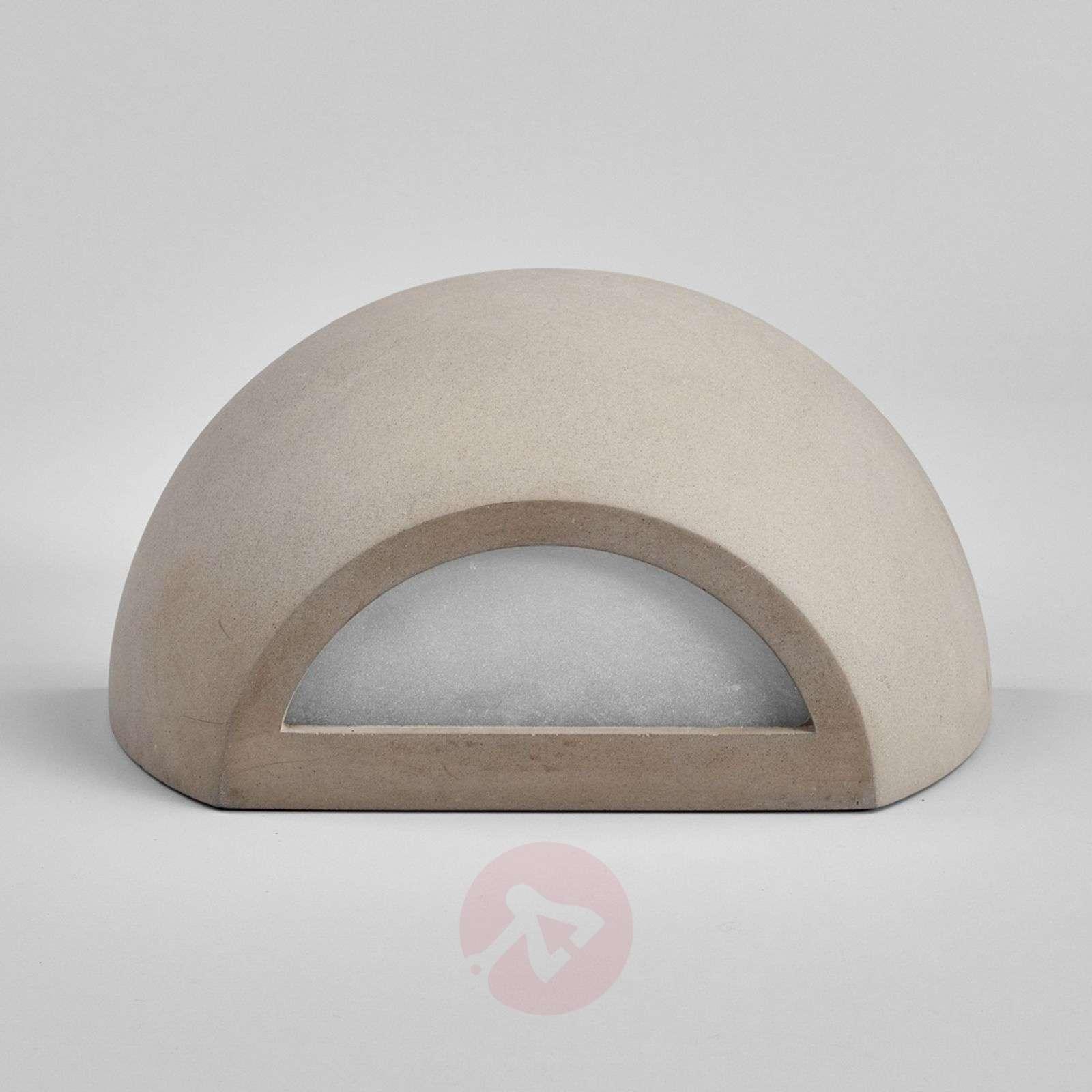 Elegantti Renata-seinävalaisin betonista-9613058-02