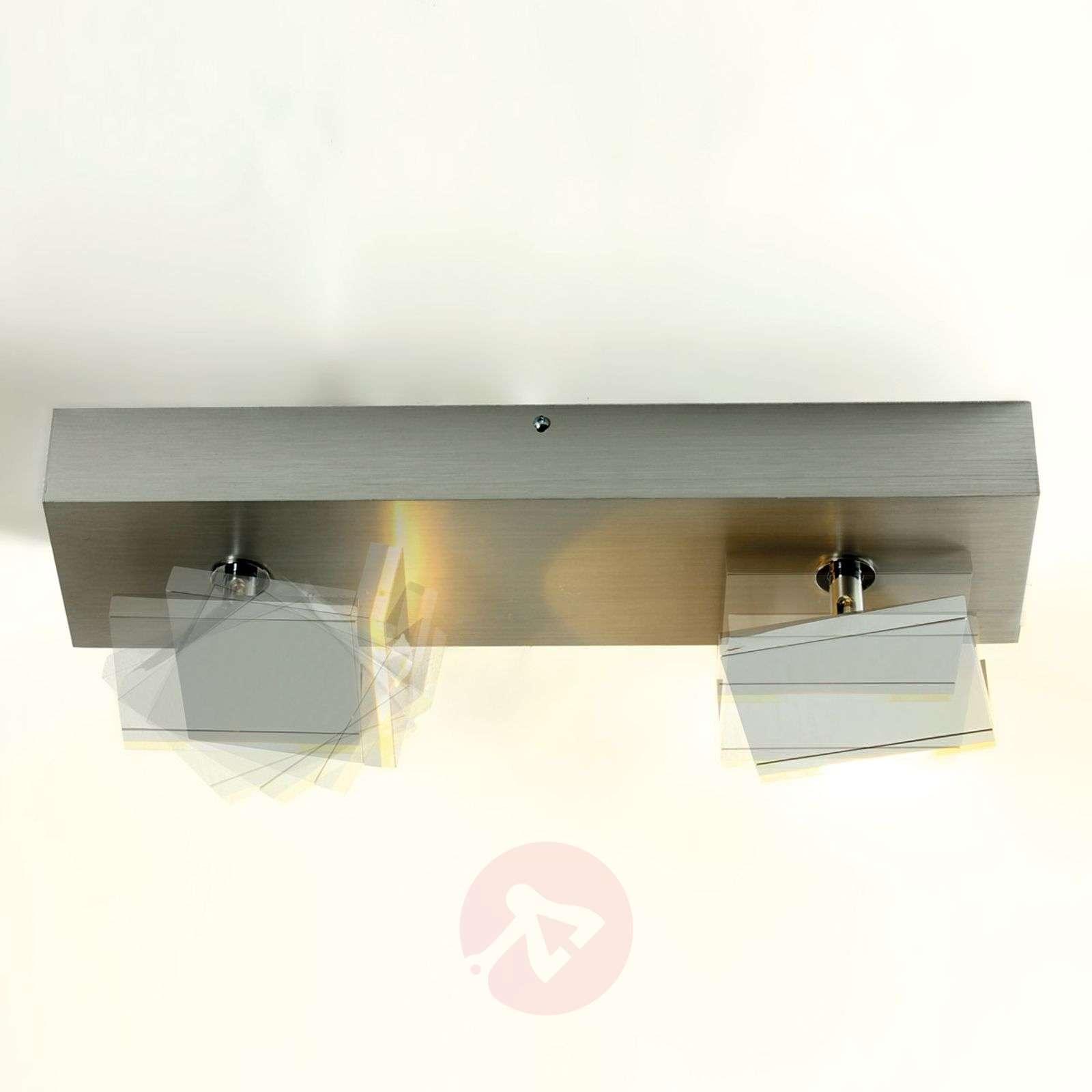 Elle – moderni kaksilamppuinen LED-spotti-1556128-01